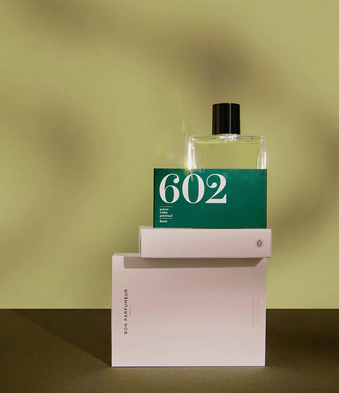 BON PARFUMEUR - Eau de Parfum #602 Poivre, Cèdre, Patchouli