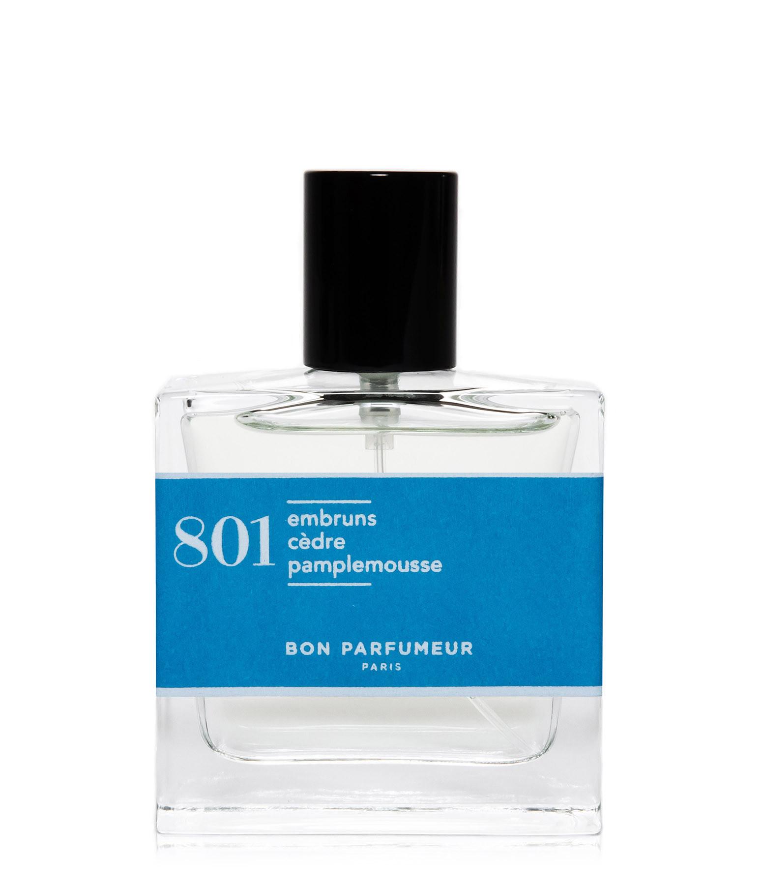 BON PARFUMEUR - Eau de Parfum #801 Embruns, Cèdre, Pamplemousse