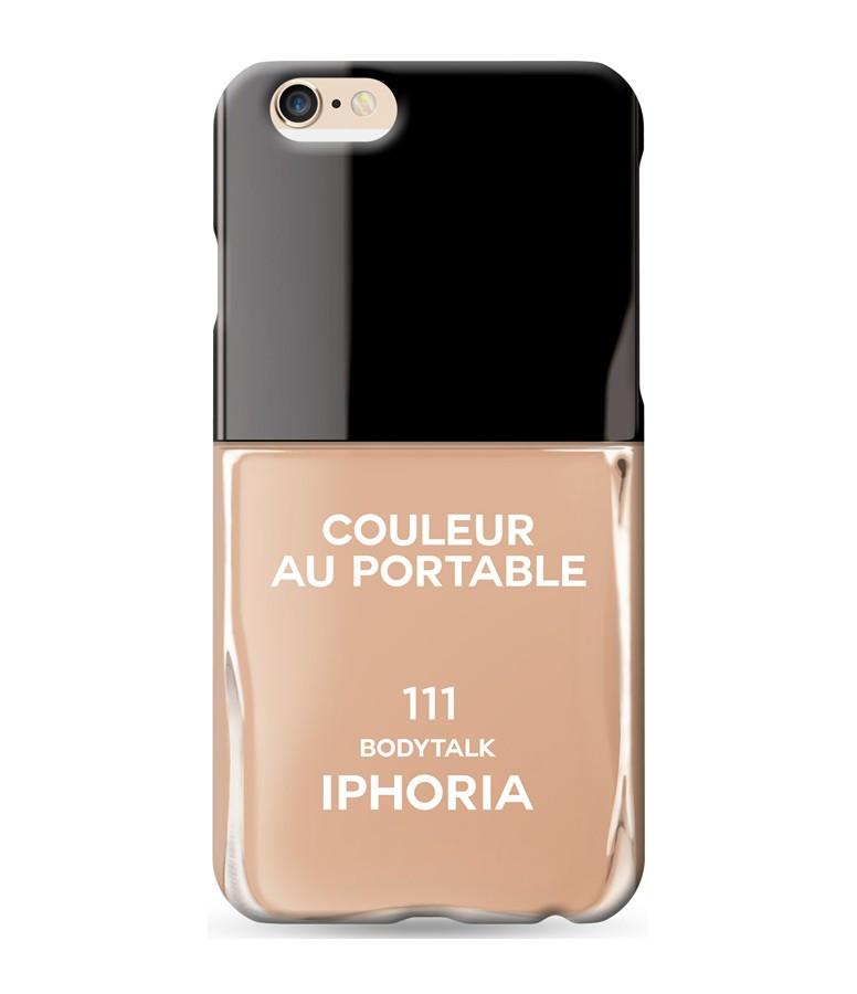 Coque Iphone 5 Vernis Uni - IPHORIA