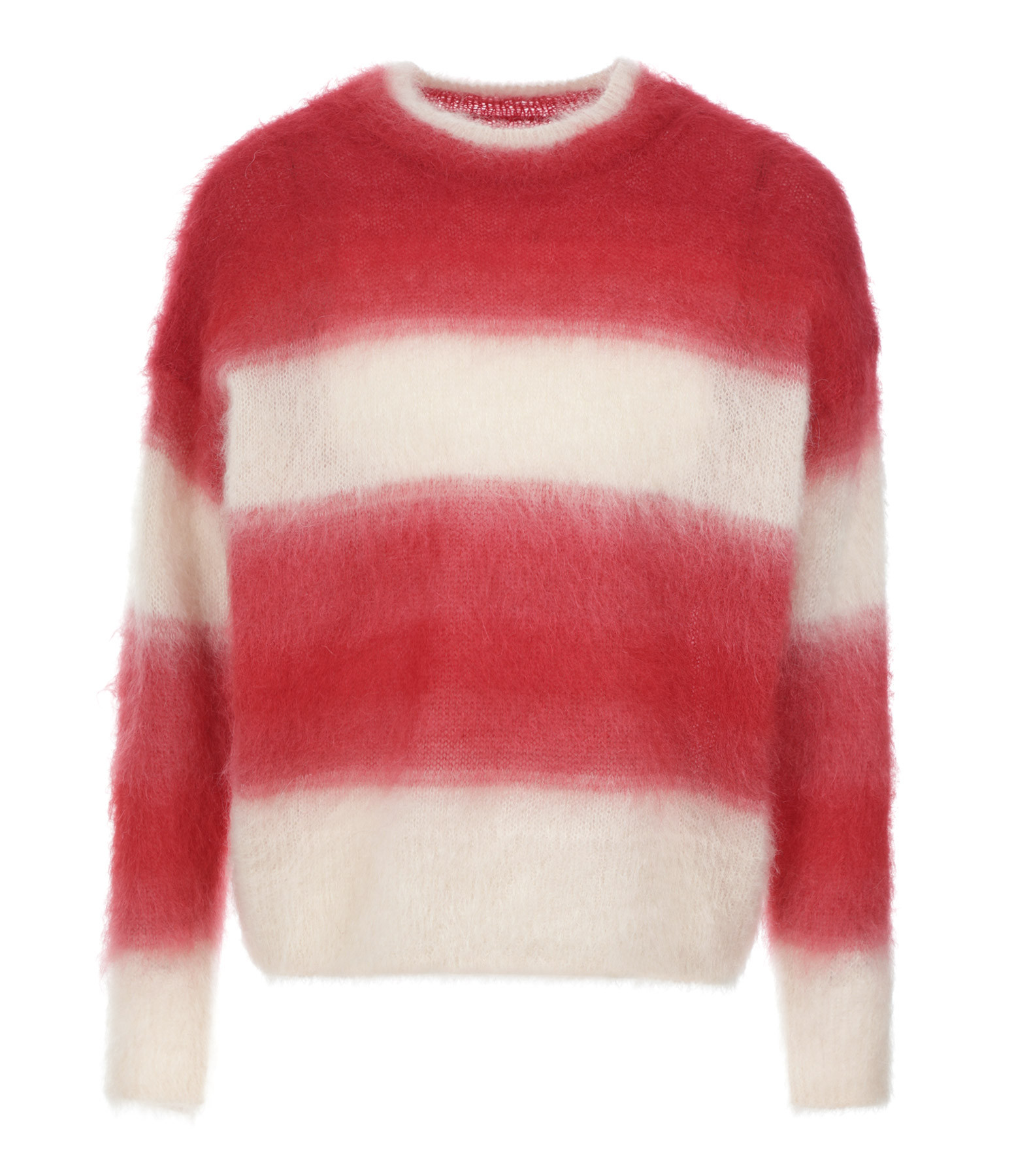 ISABEL MARANT ÉTOILE - Pull Drussell Mohair Rouge