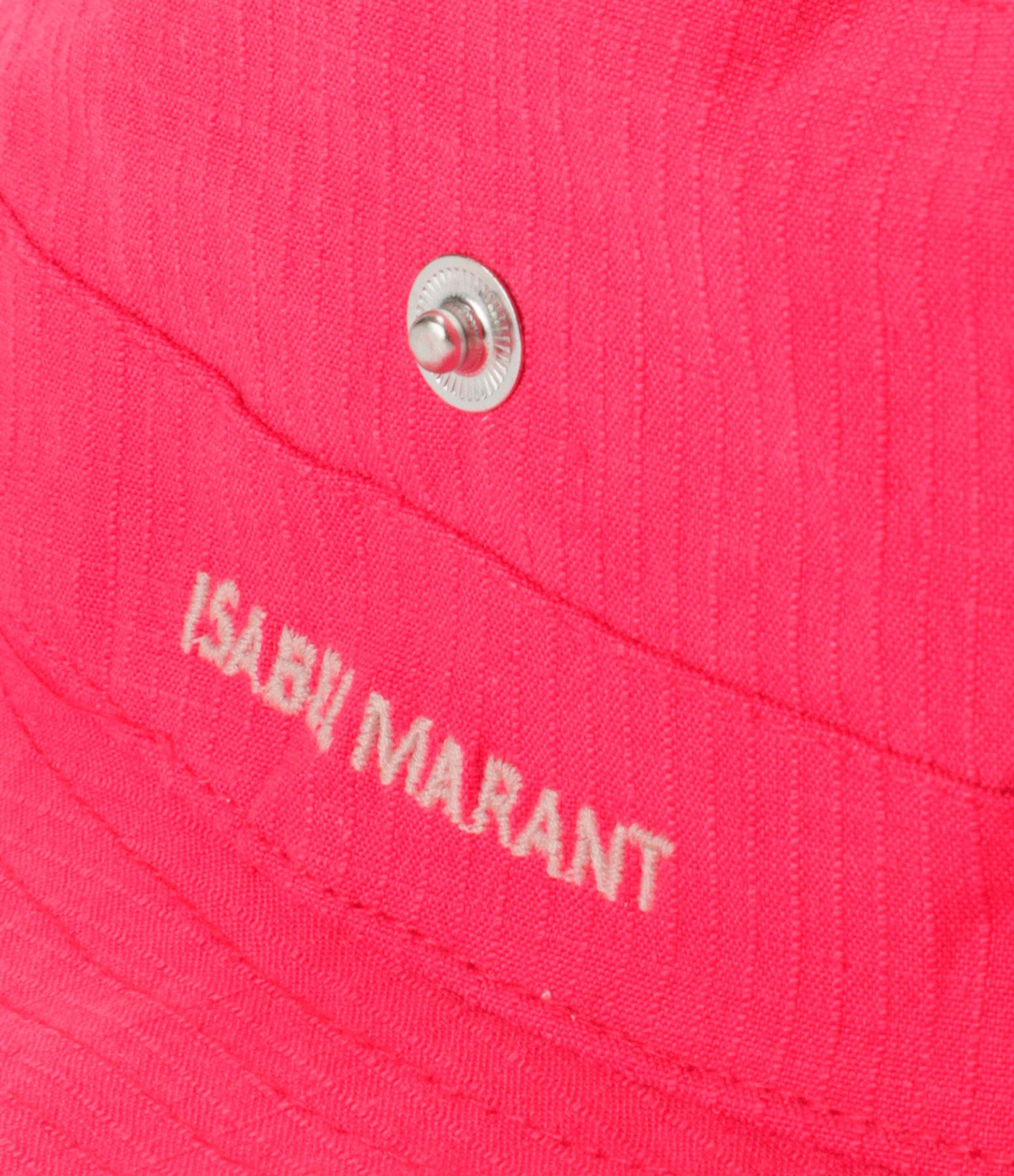 ISABEL MARANT - Bob Caviano Lin Coton Framboise