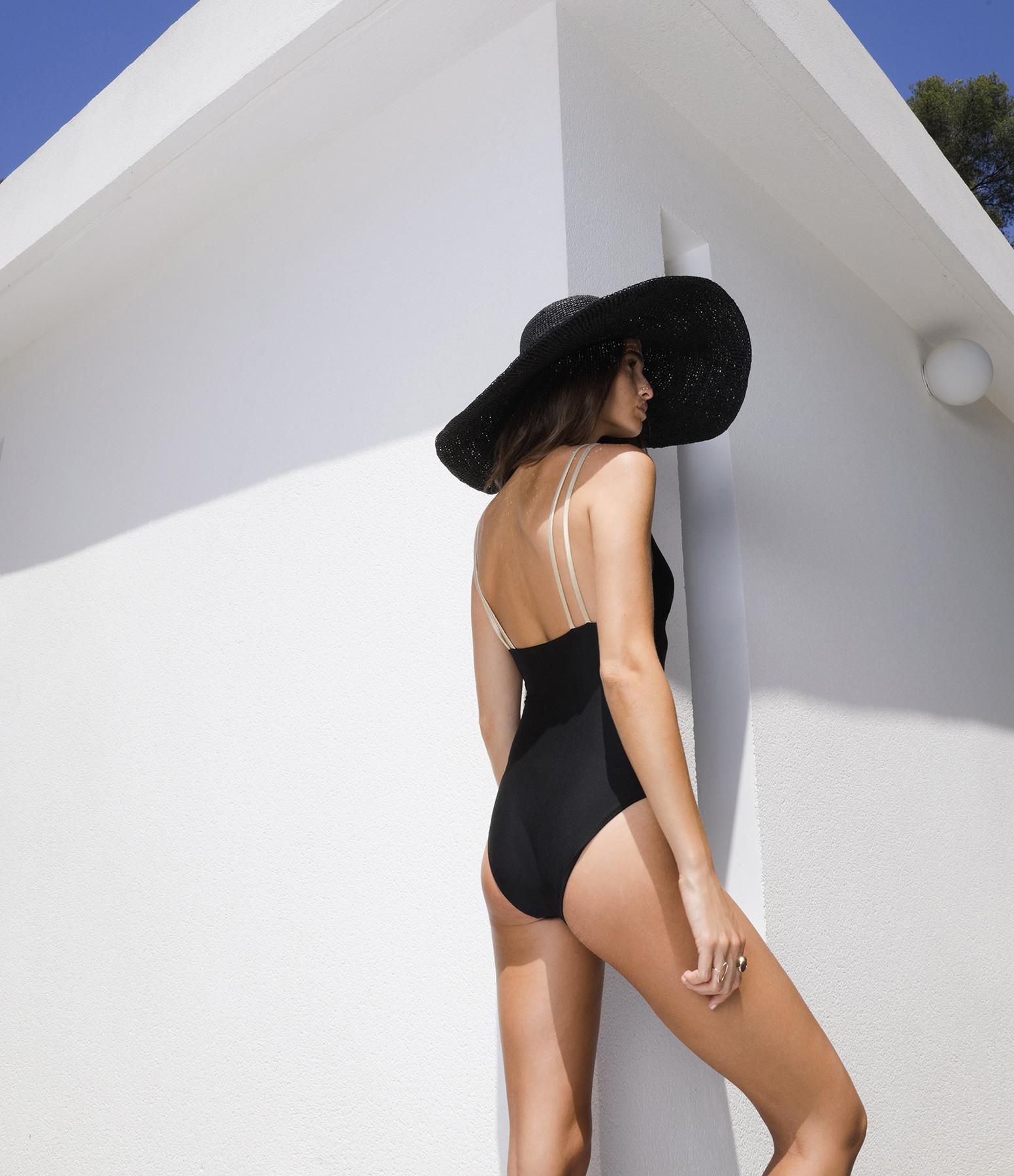 IBELIV - Chapeau Sophia Noir