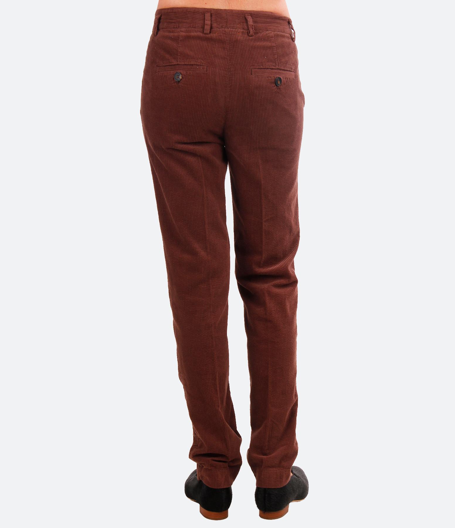 Pantalon en Velours Cacao - Forte_Forte