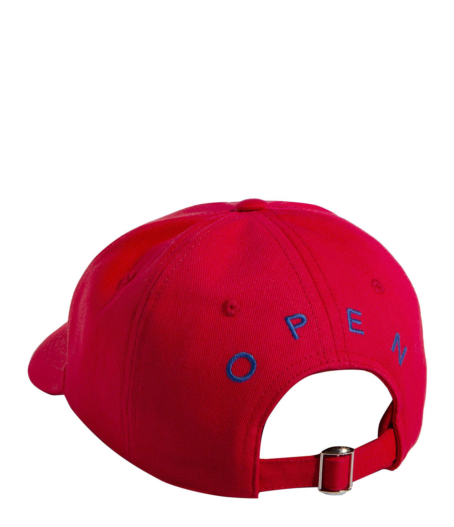 AUTRY - Casquette Unisexe Rouge, Capsule