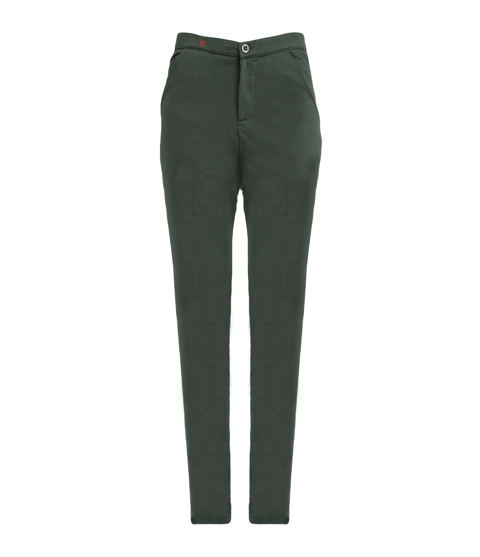 JUNE 7.2 - Pantalon Notting Hill Coton Kaki