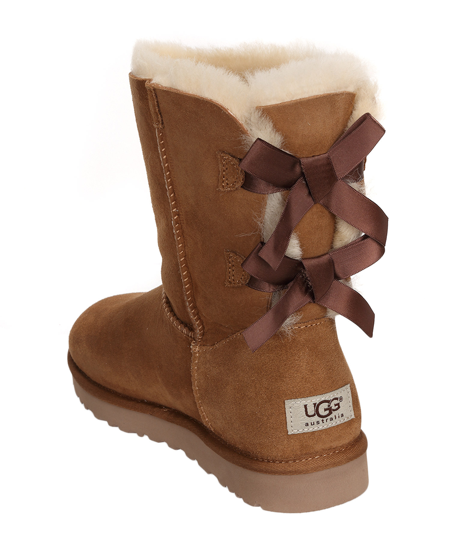 Boots Bailey Bow Chestnut - UGG