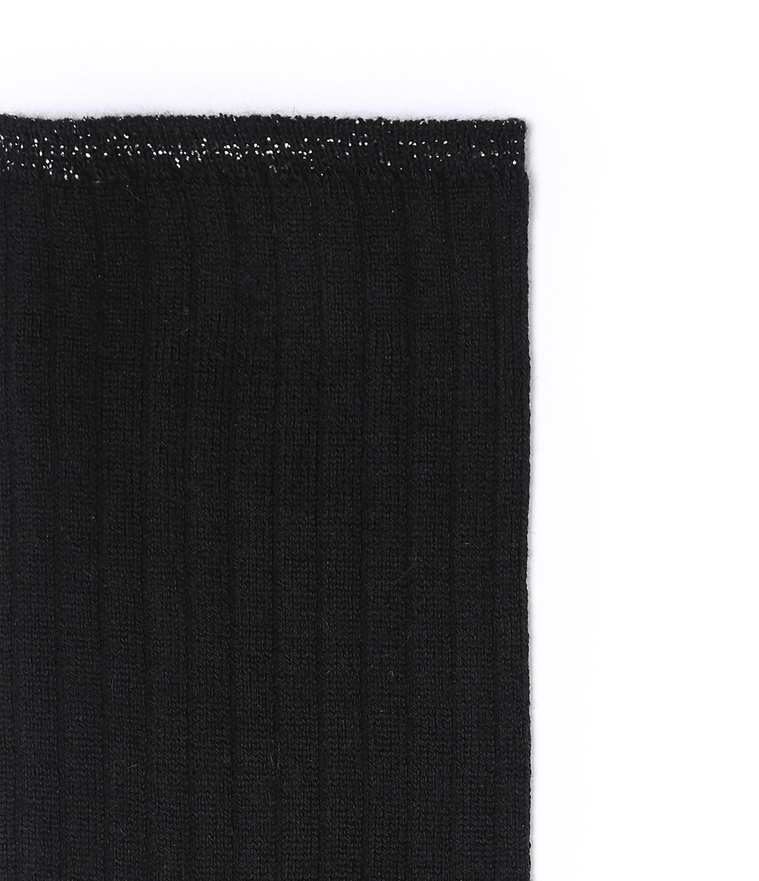 ALTO - Chaussettes Donna Laine Merino Noir