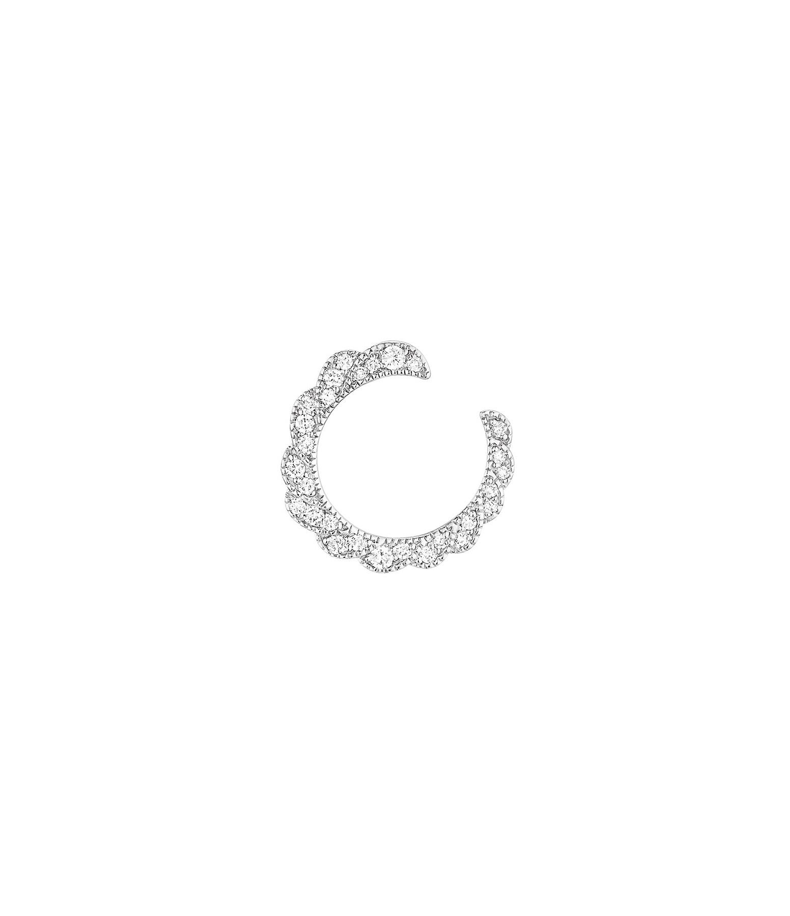 STONE PARIS - Créole Ama Or Diamants (vendue à l'unité)