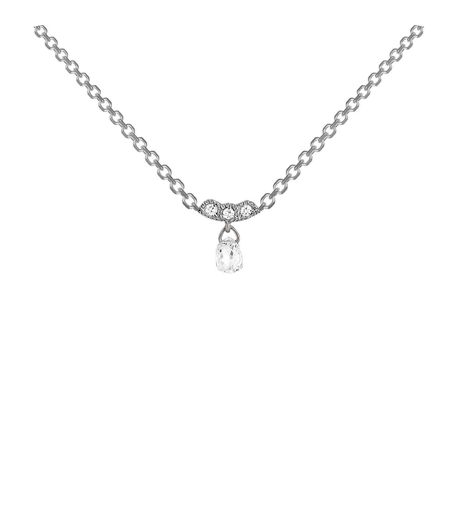 STONE PARIS - Collier Ama Or Diamants Exclusivité Lulli