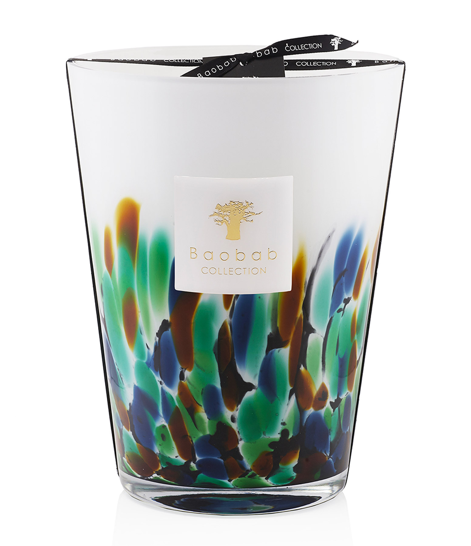 BAOBAB COLLECTION - Bougie Max 24 Rainforest Amazonia