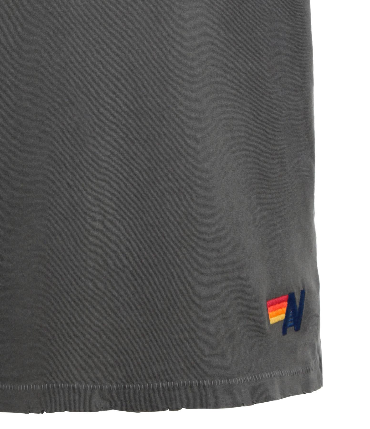 AVIATOR NATION - Tee-shirt Sunrise Charbon Vintage