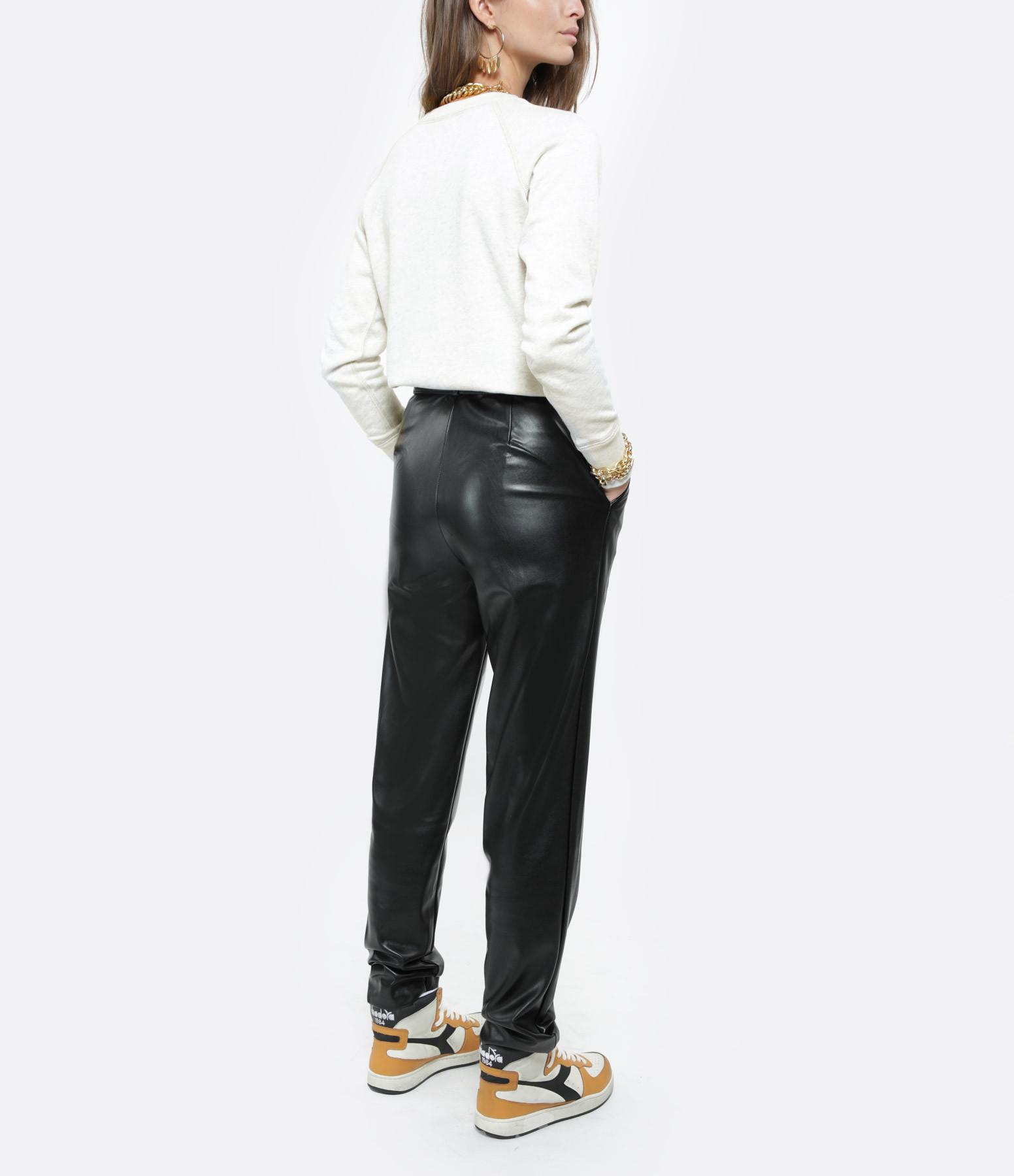 ANTIK BATIK - Pantalon Ninon Noir