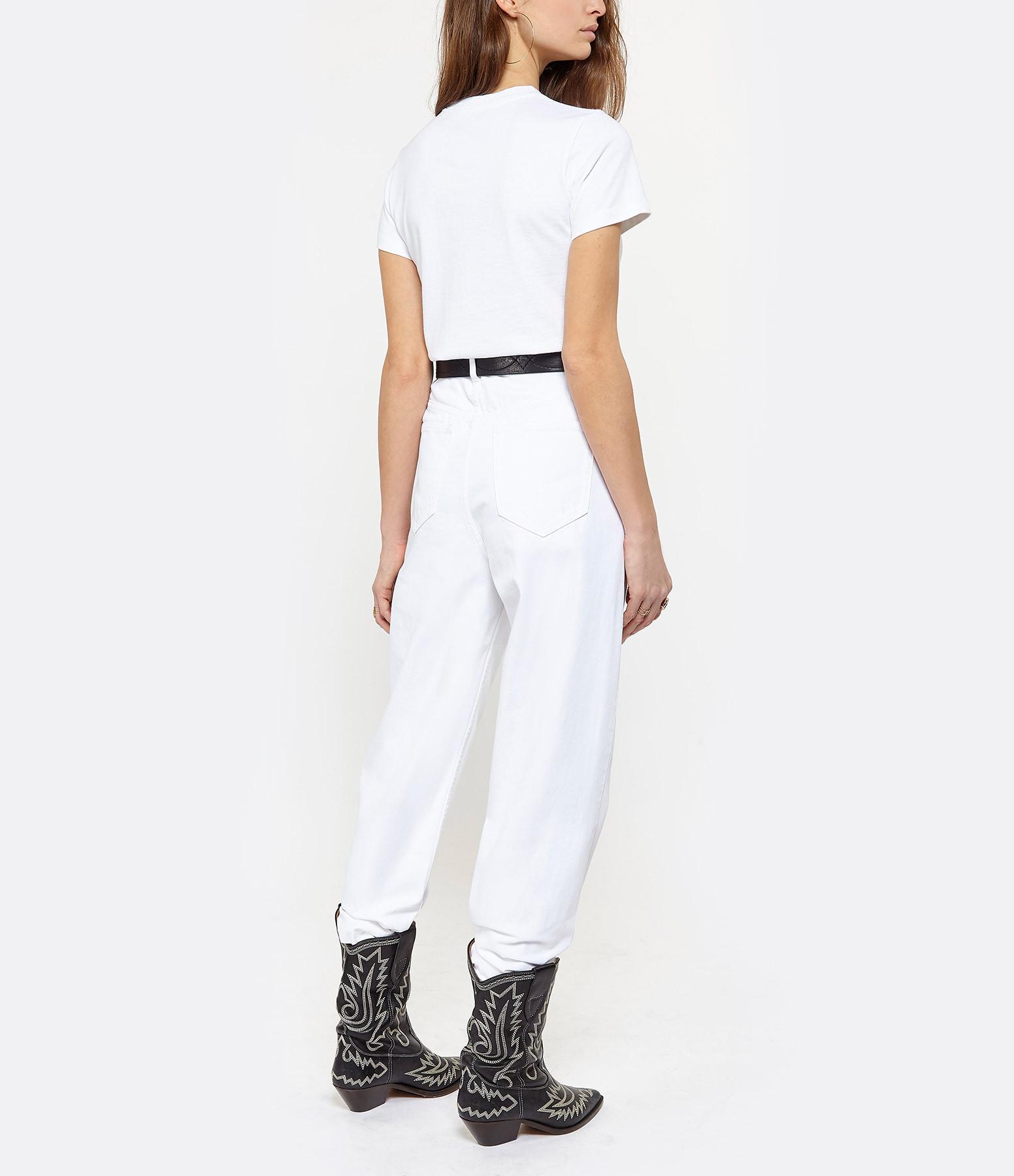 A.P.C. - Tee-shirt Denise Coton Blanc