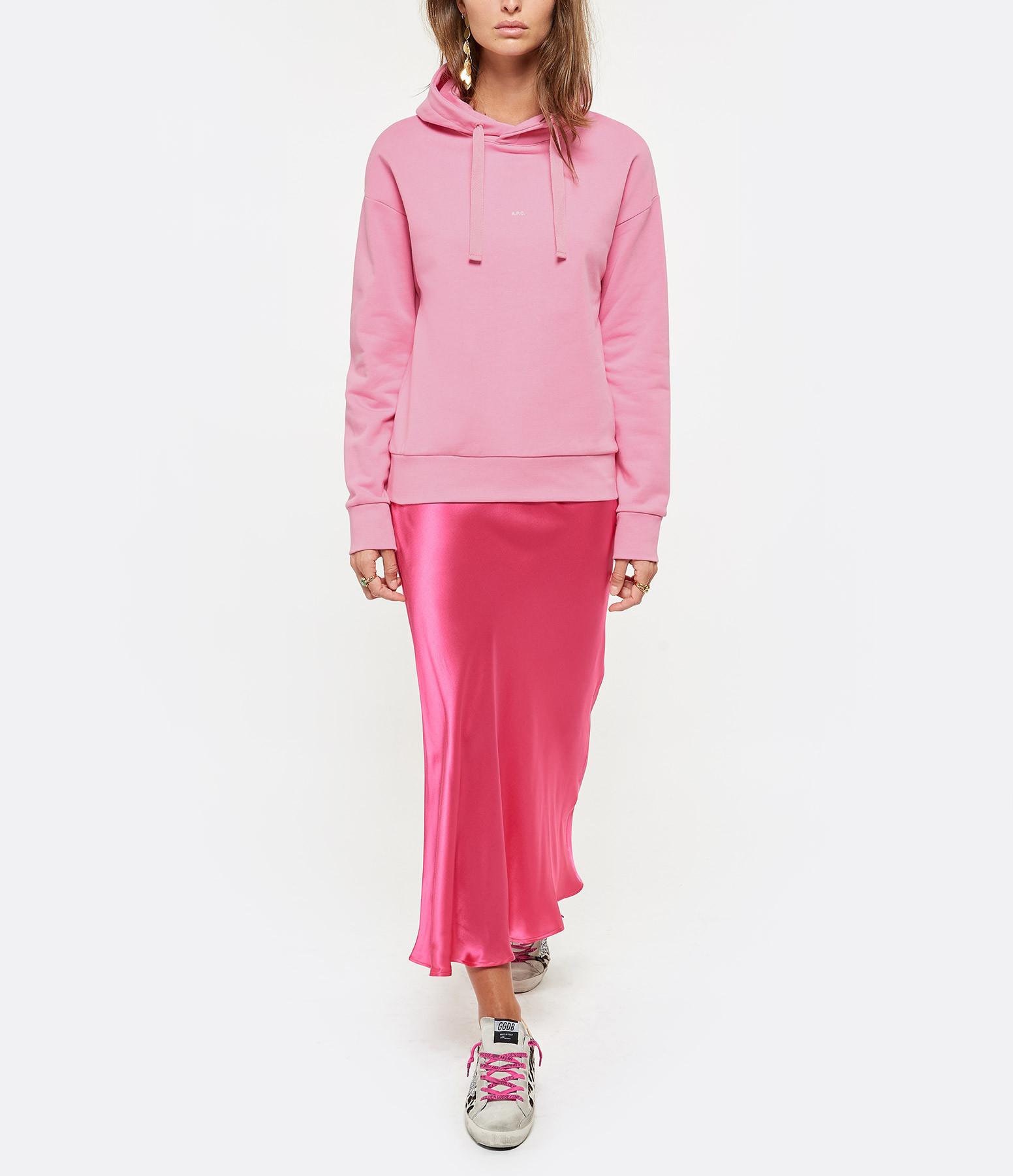 A.P.C. - Sweatshirt Christina Rose