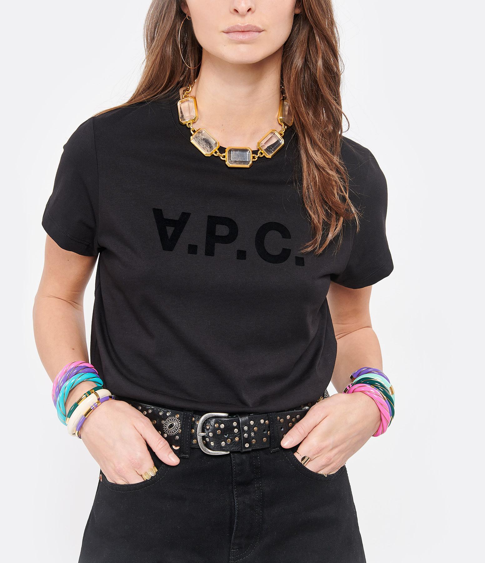 A.P.C. - Tee-shirt Noir