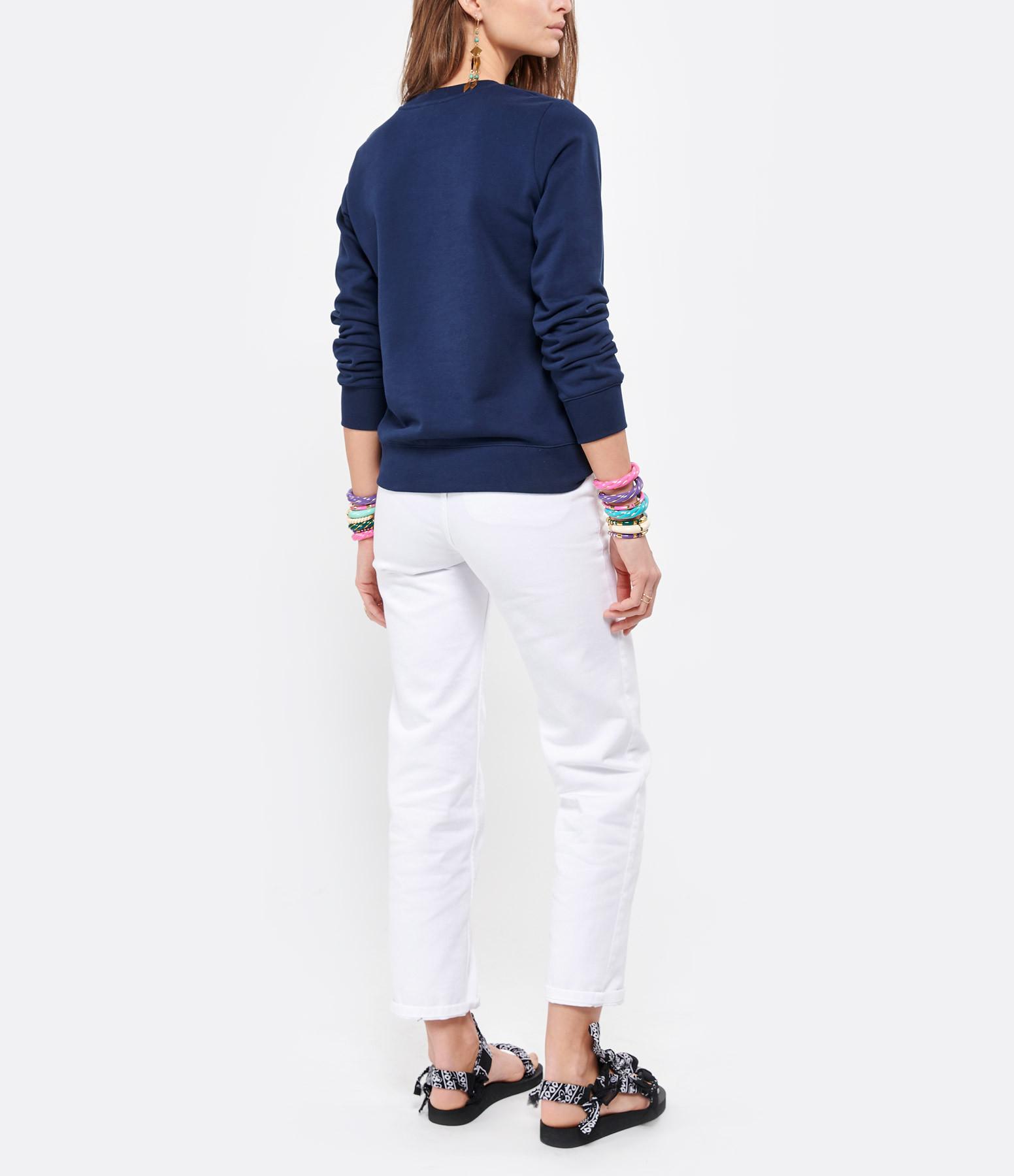 A.P.C. - Sweatshirt Tina Navy