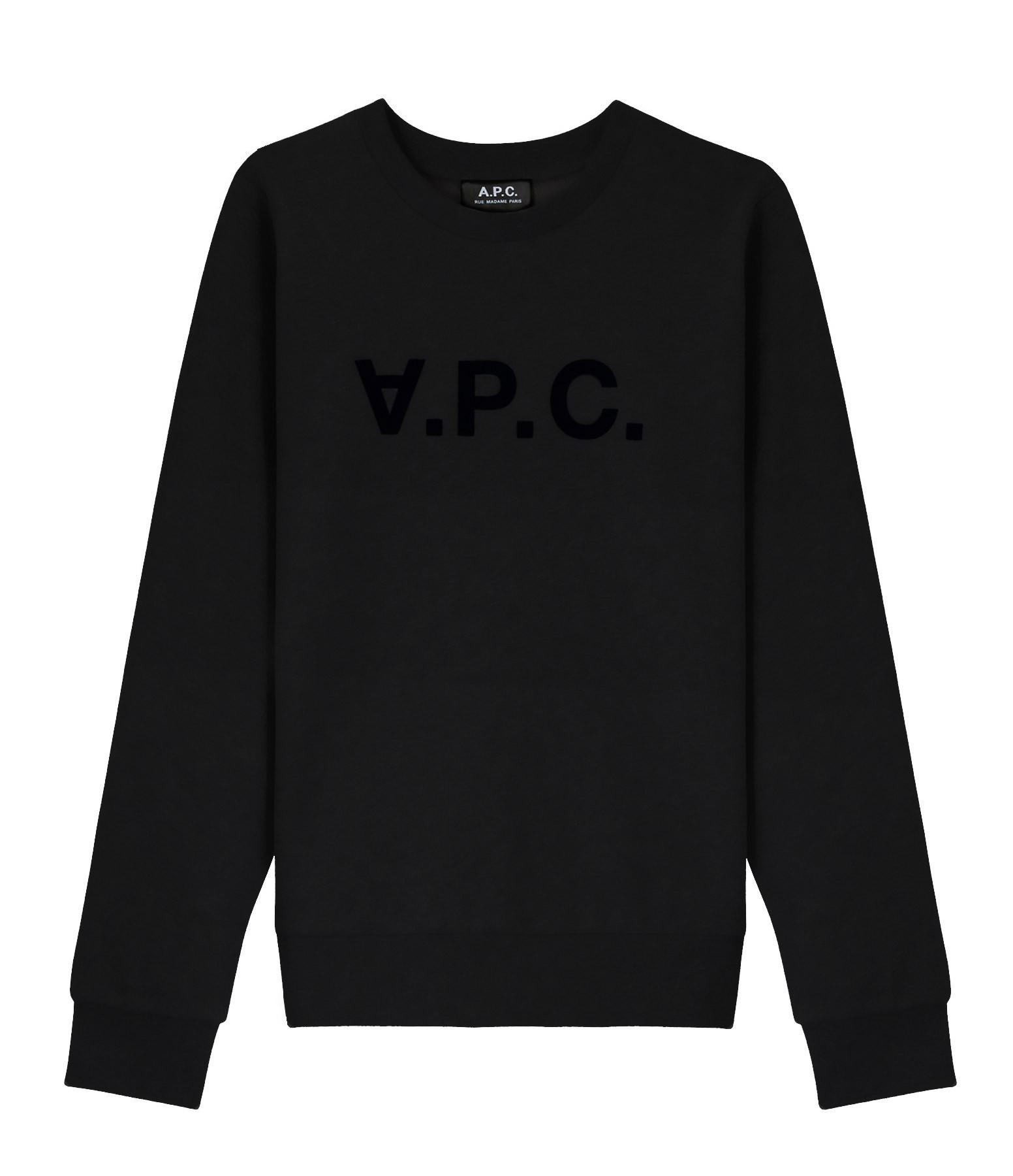 A.P.C. - Sweatshirt Viva Noir