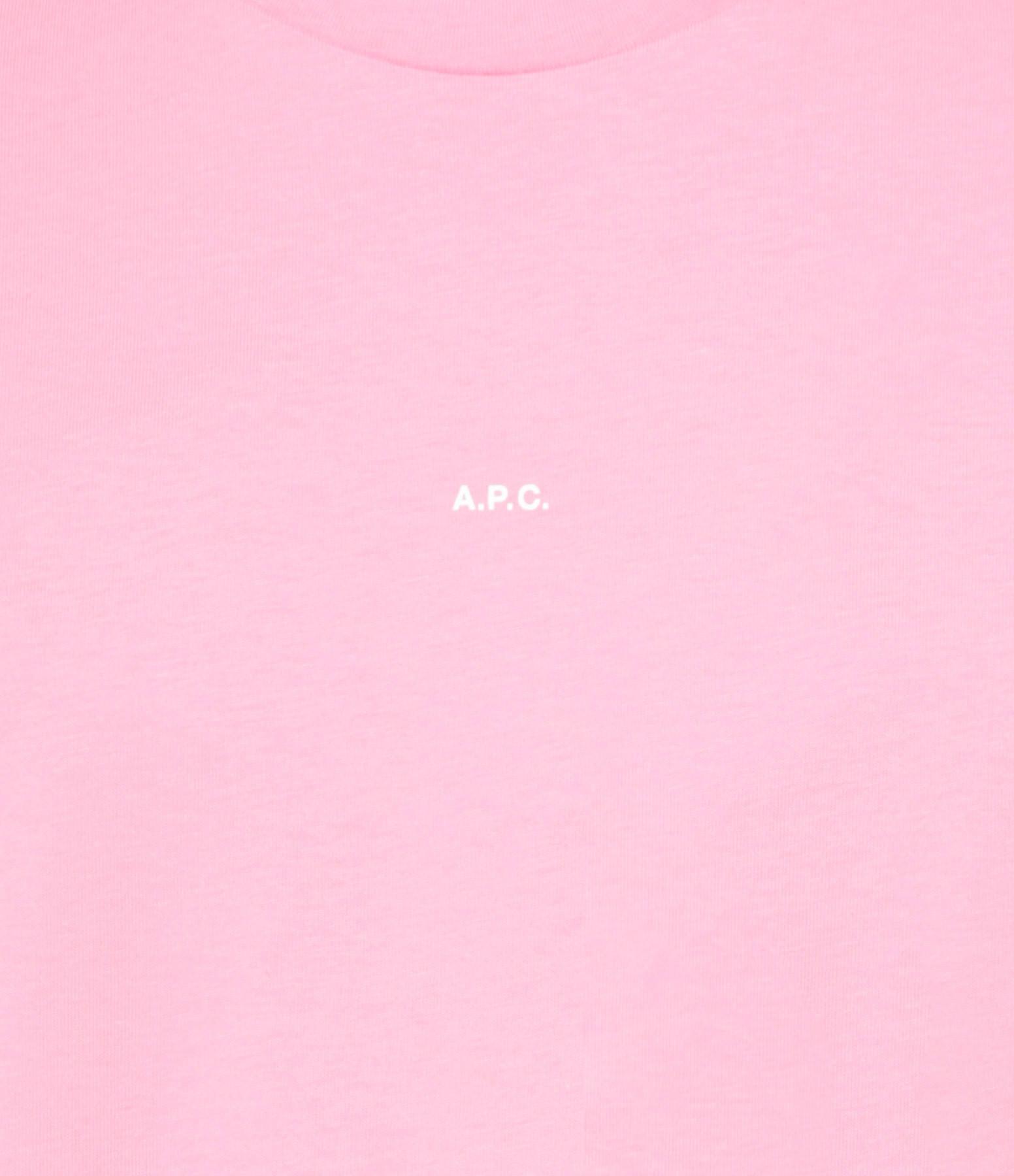 A.P.C. - Tee-shirt Jade Rose