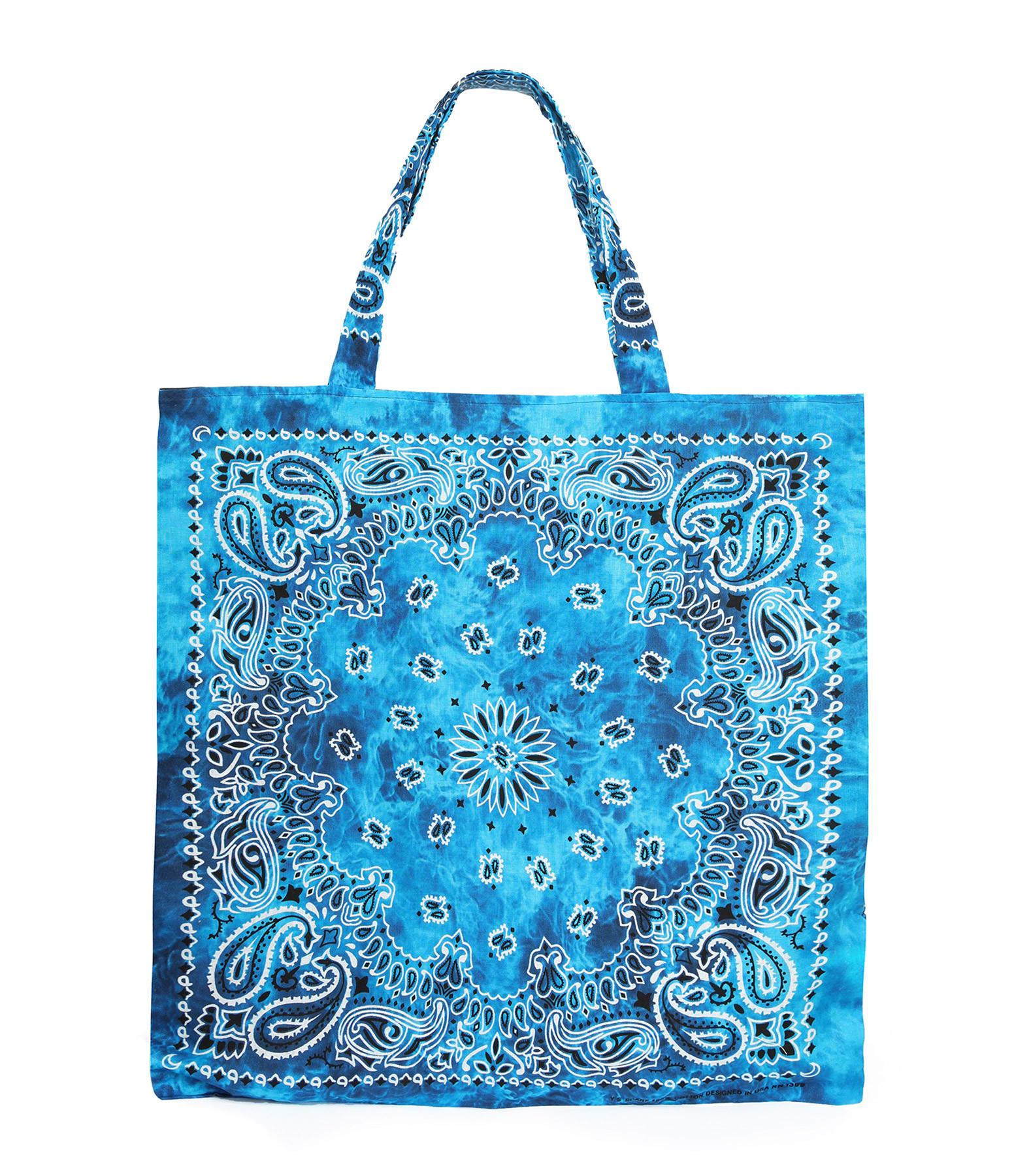 ARIZONA LOVE - Sac Tote Bag Arizona Bandana Bleu