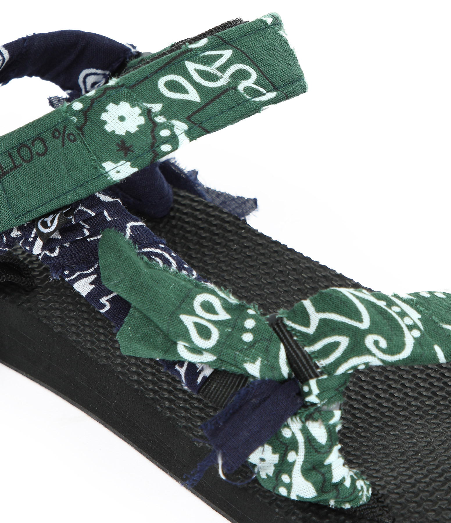 ARIZONA LOVE - Sandales Arizona Bandana Kaki Navy