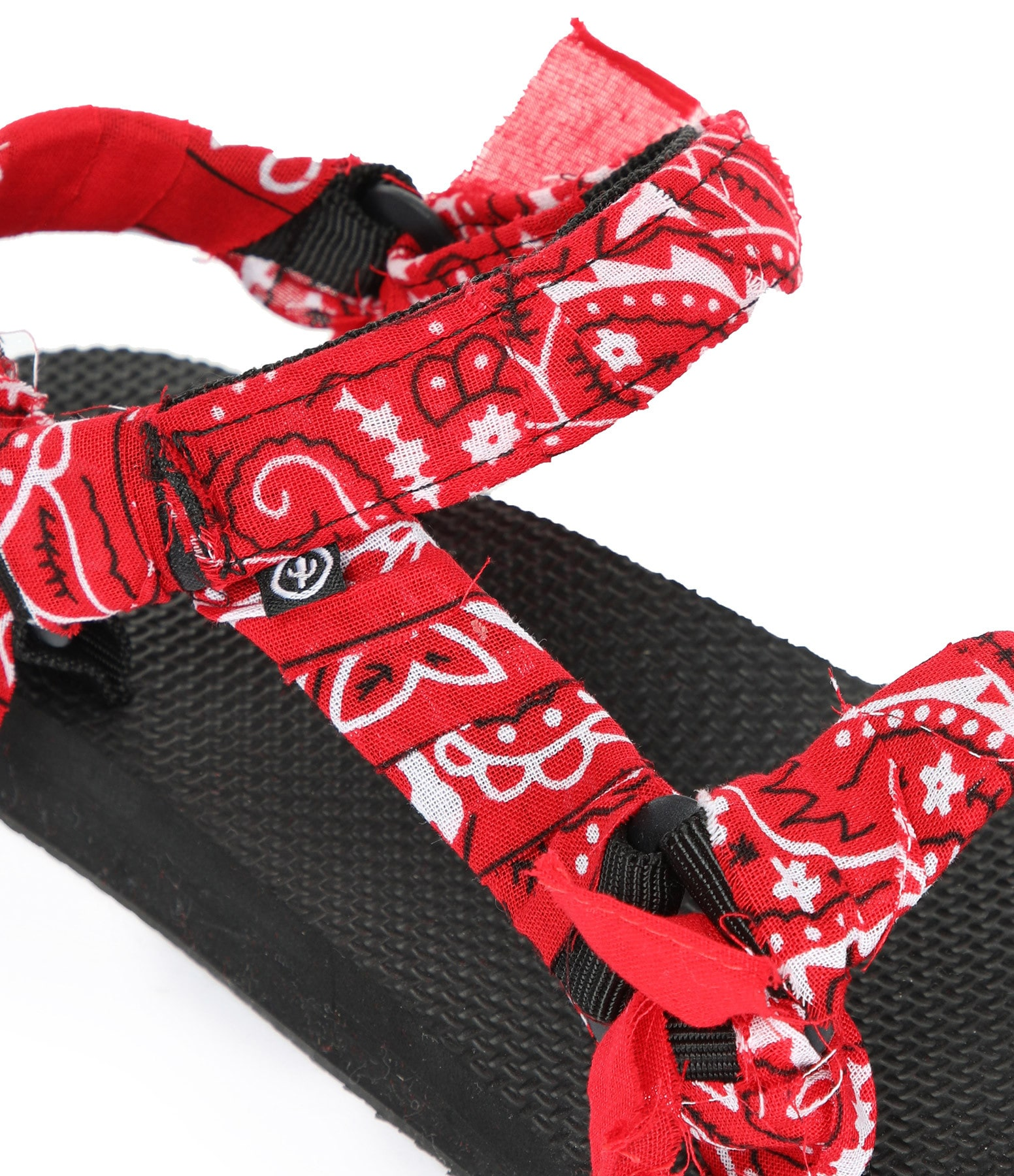 ARIZONA LOVE - Sandales Arizona Bandana Rouge