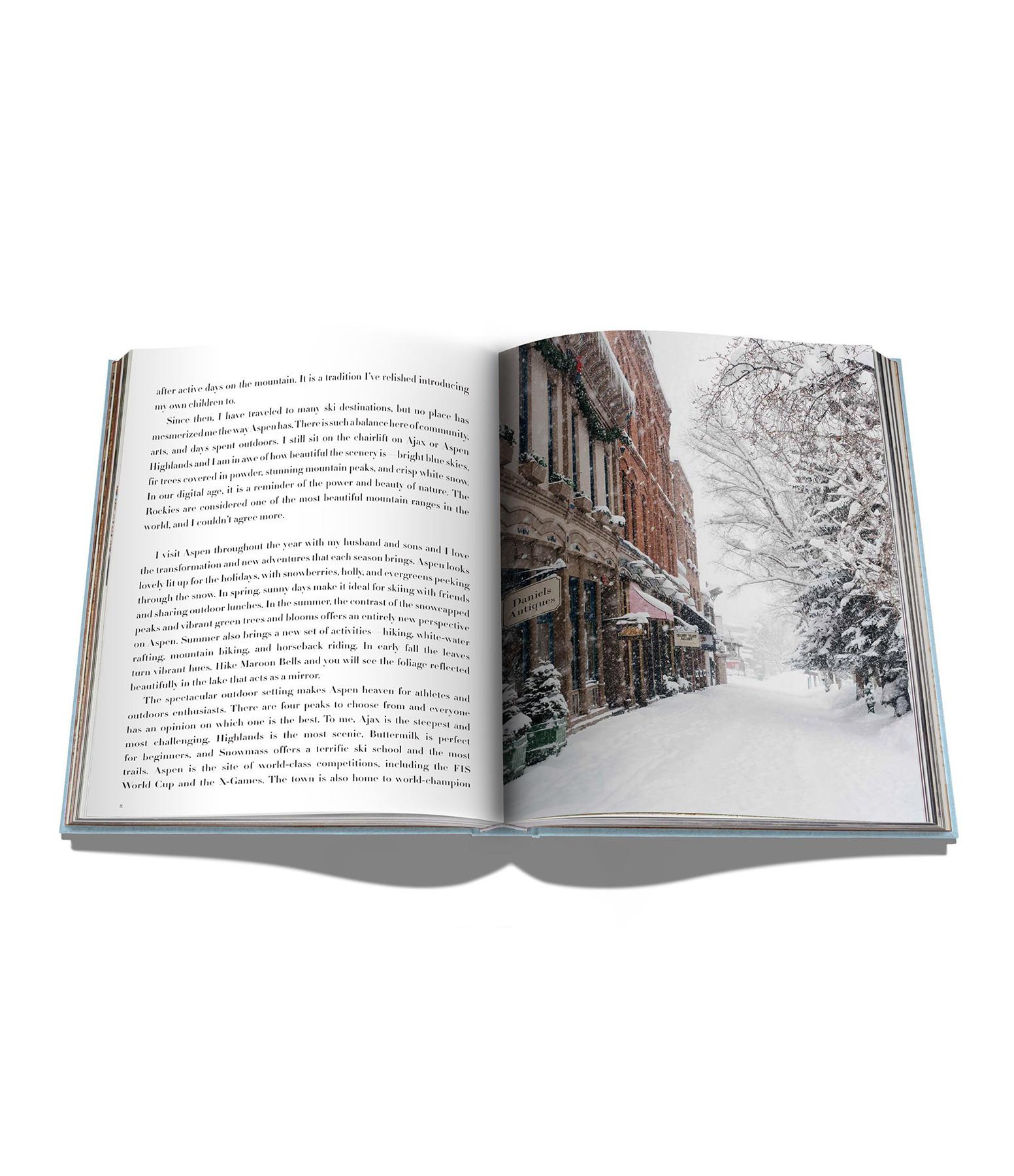 ASSOULINE - Livre Aspen Style