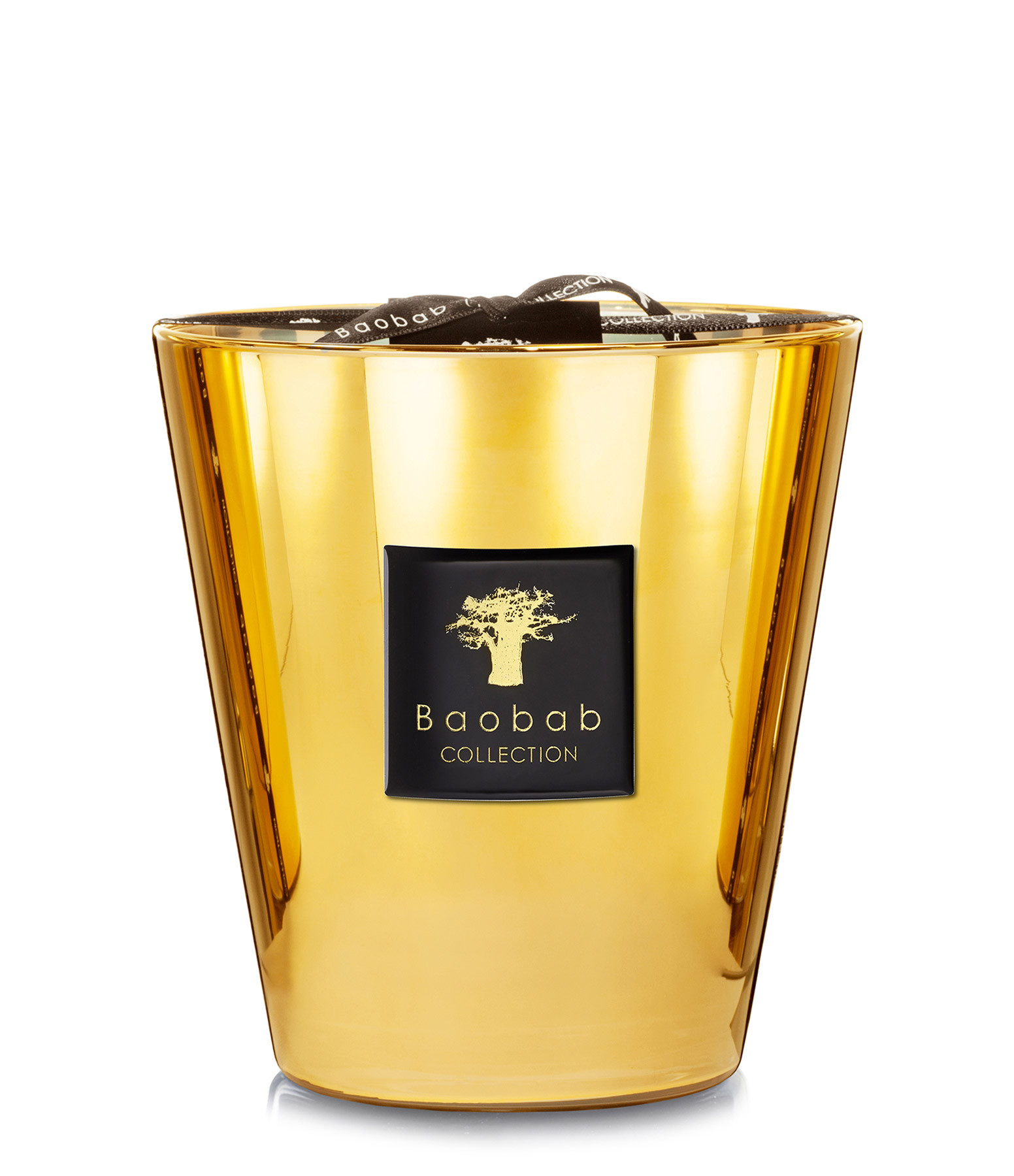 BAOBAB COLLECTION - Bougie Max 16 Exclusives Aurum