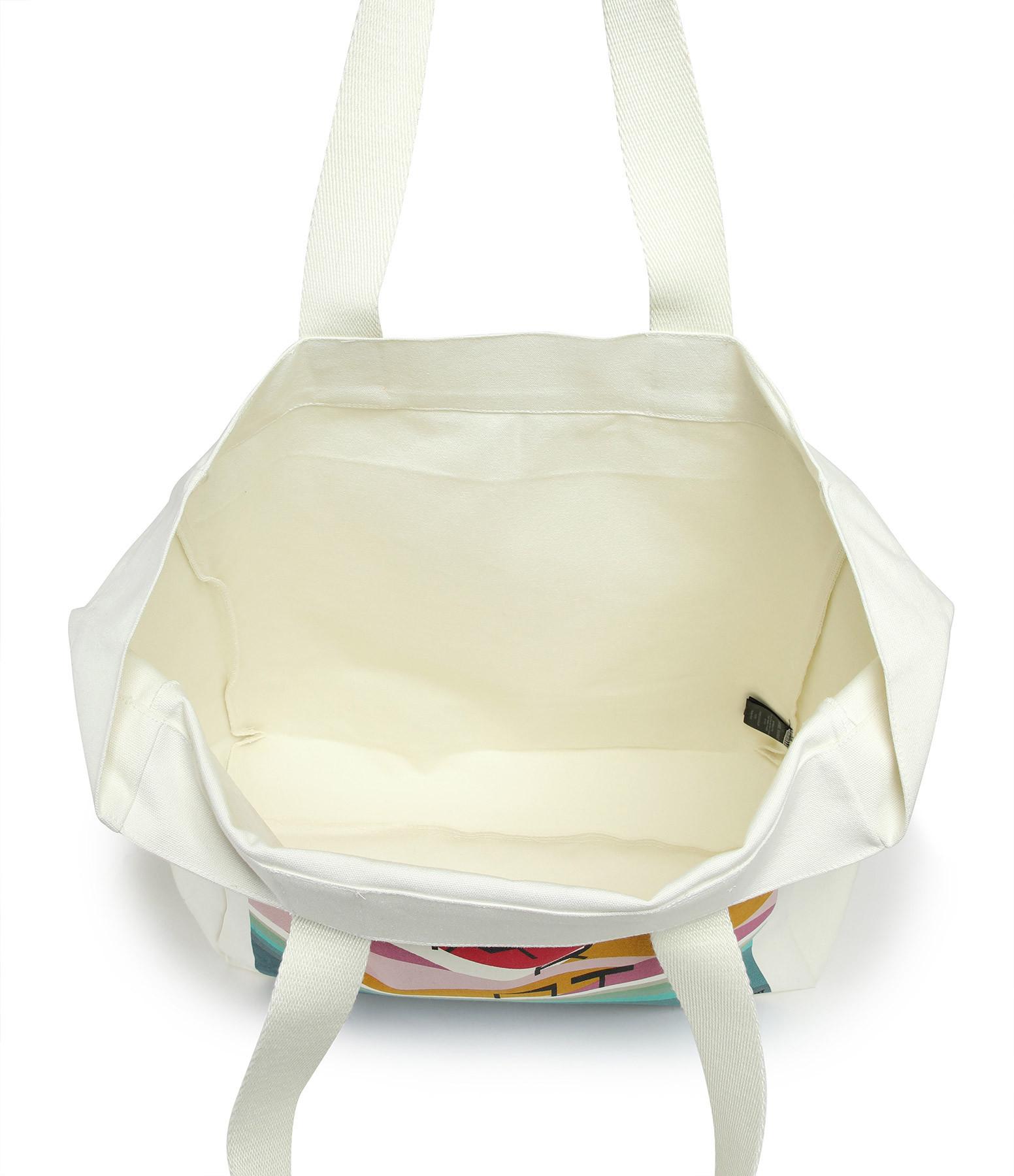 ISABEL MARANT - Sac Tote Bag Coton Ecru