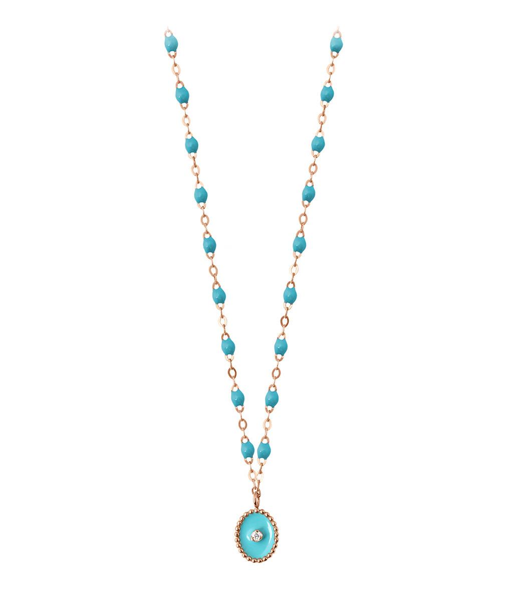 Collier Perles Résine Etoile du Nord - GIGI CLOZEAU