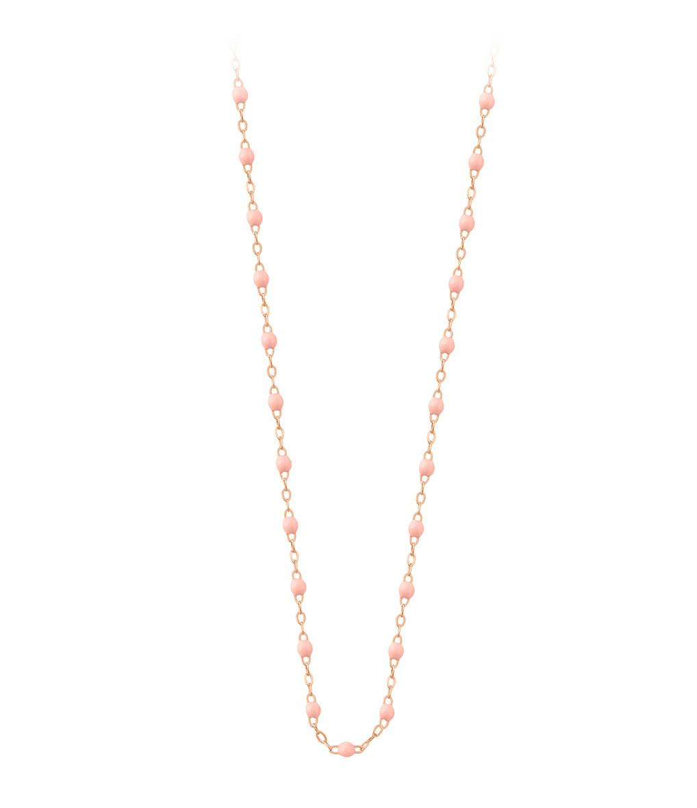 GIGI CLOZEAU - Collier Perles Résine 50cm