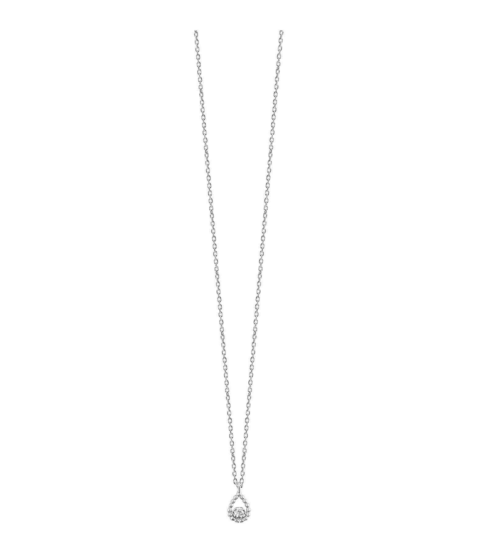 GIGI CLOZEAU - Collier Poire Diamants