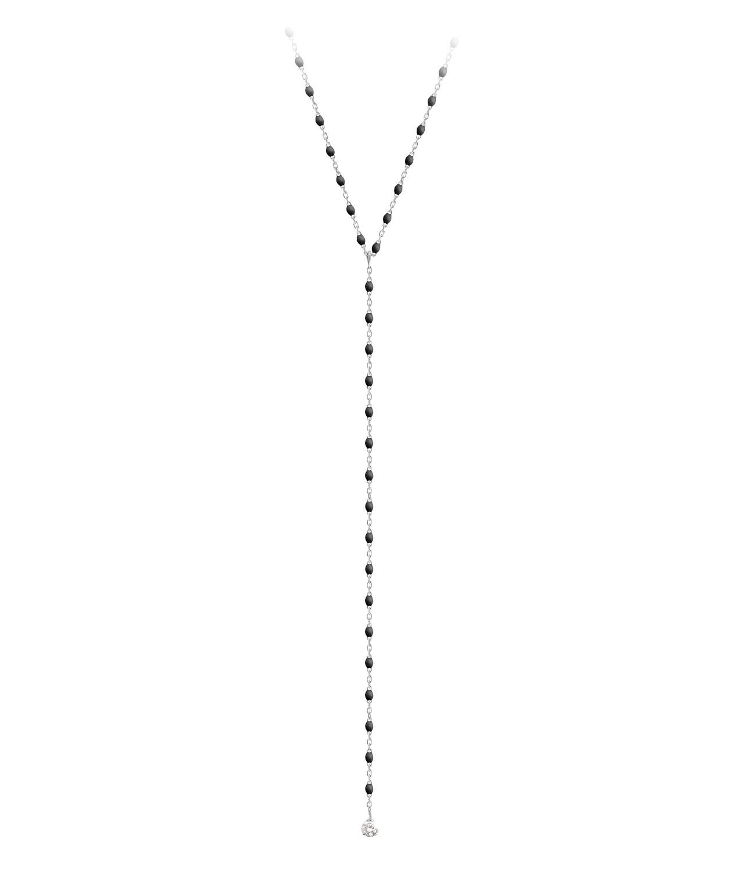 GIGI CLOZEAU - Sautoir Mini Résine Y Diamant