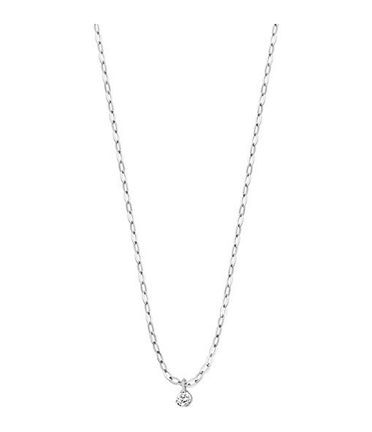Collier Mini Gigi Diamant - GIGI CLOZEAU