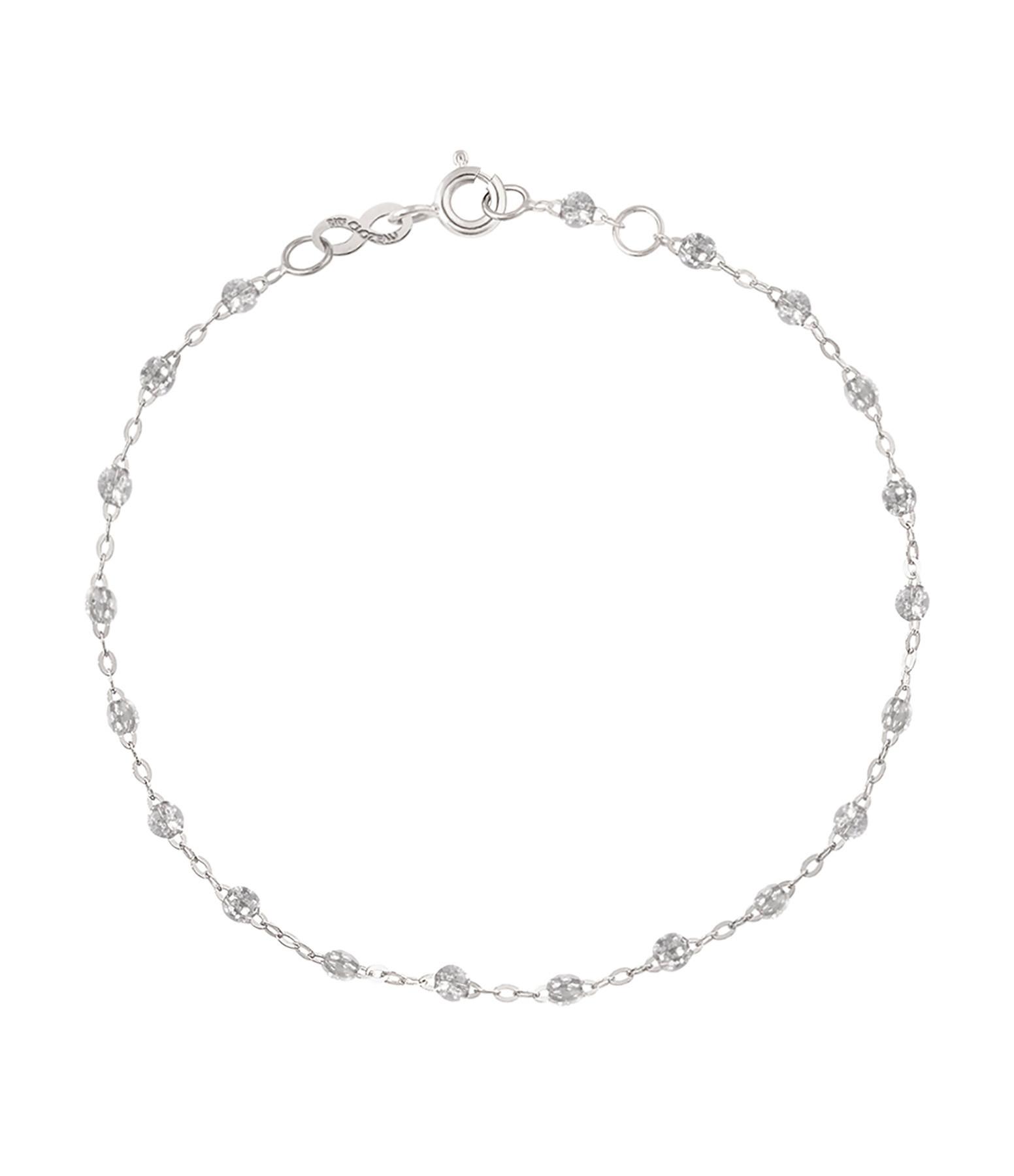 GIGI CLOZEAU - Bracelet Perles Résine 19cm