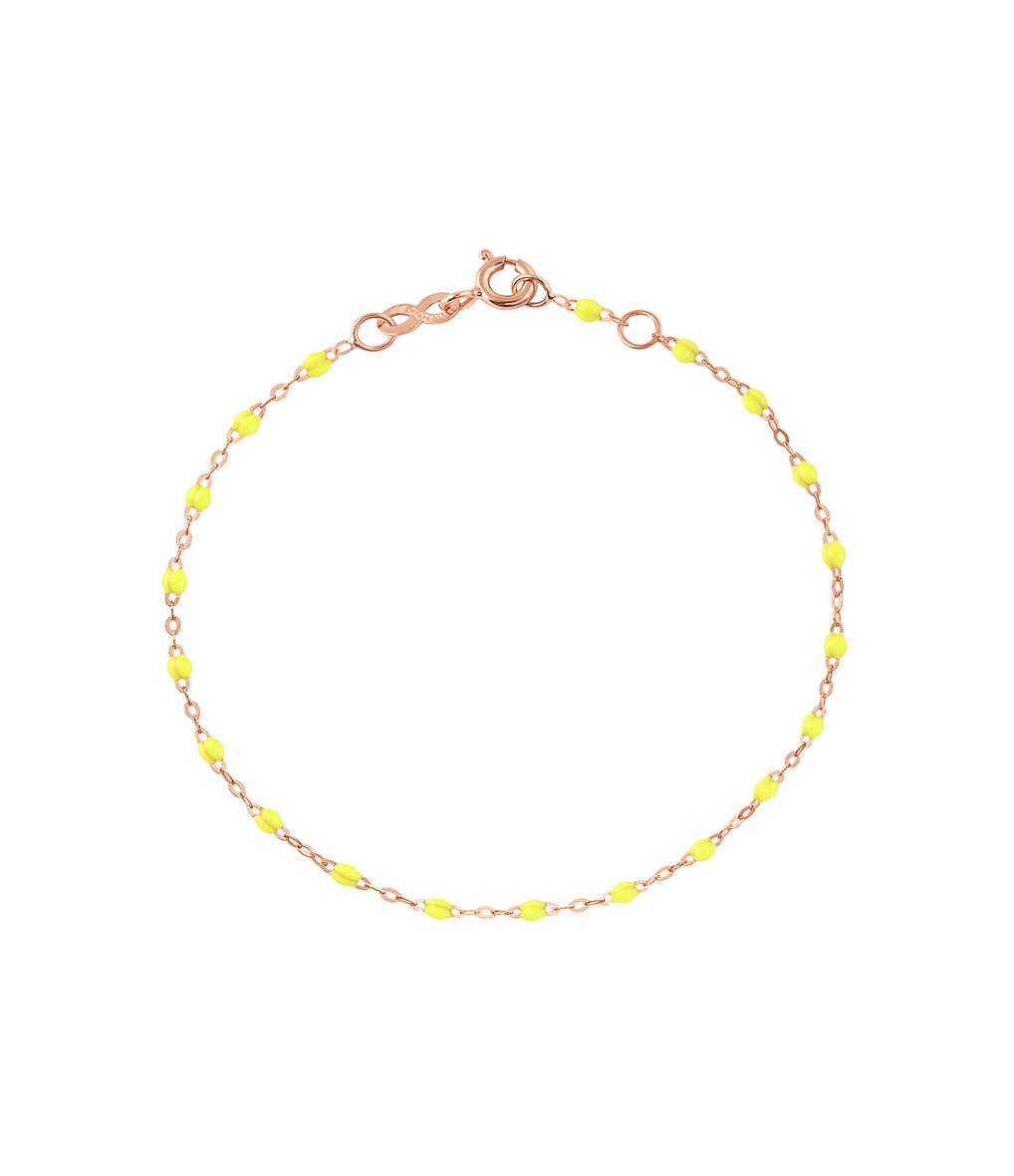 Bracelet Perles Résine Enfant/ bébé - GIGI CLOZEAU