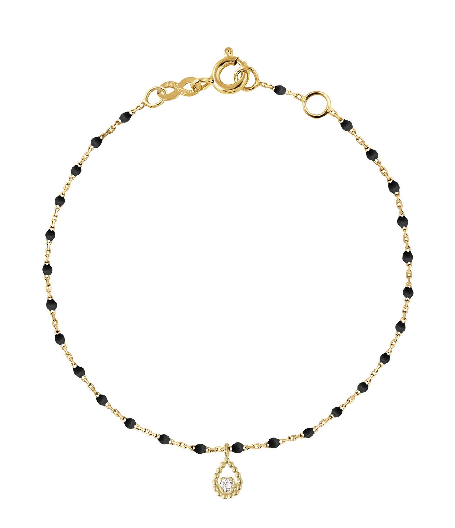 GIGI CLOZEAU - Bracelet Mini Résine Poire Lucky