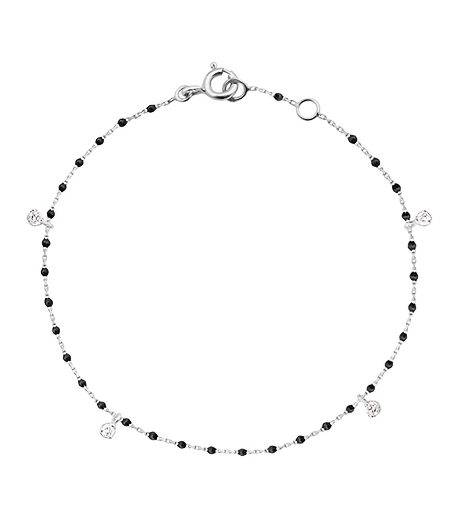 Bracelet Mini Gigi 4 Diamants - GIGI CLOZEAU