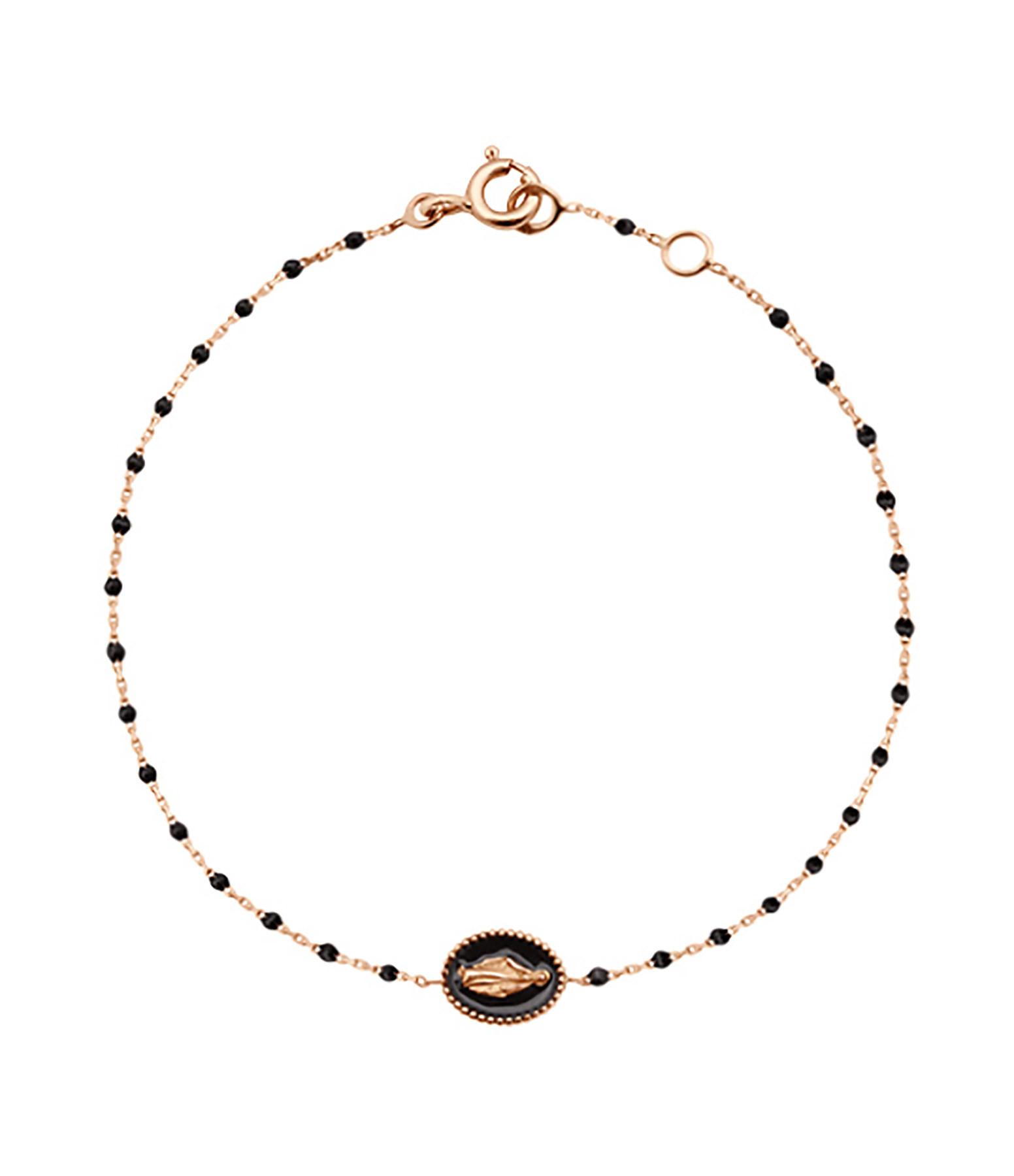 Bracelet Médaille Madone Résine - GIGI CLOZEAU