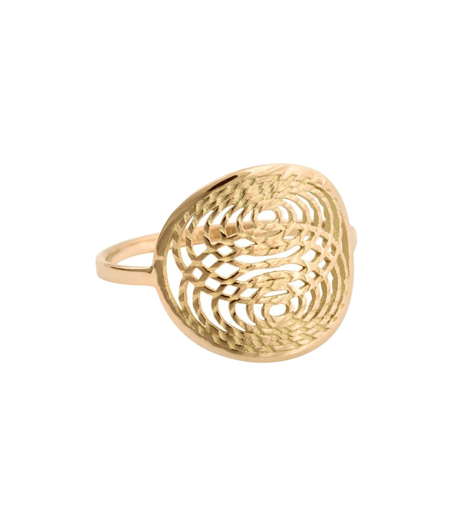 Bague Médaille Aura - Charlet