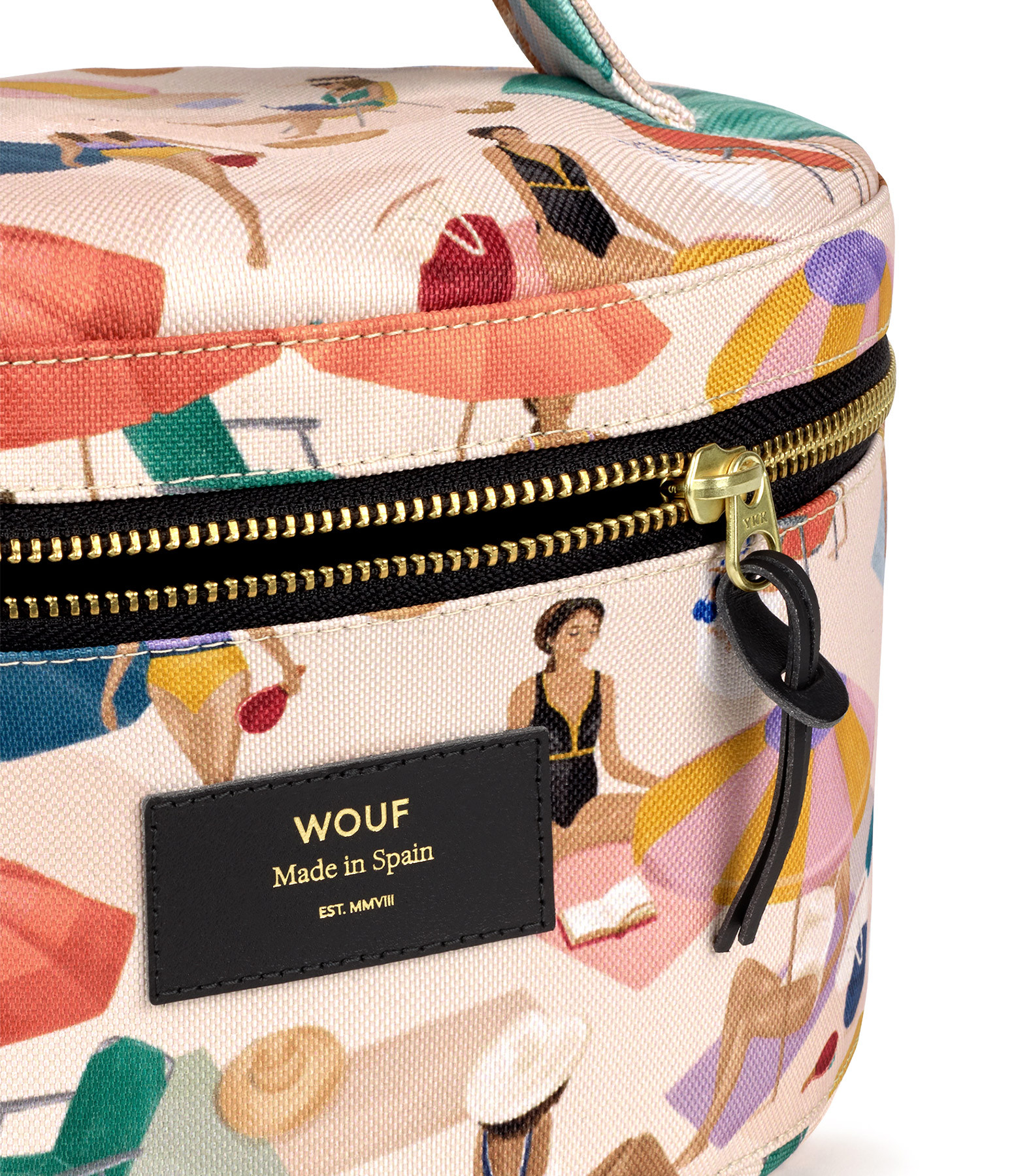 WOUF - Trousse XL Beauty Barceloneta