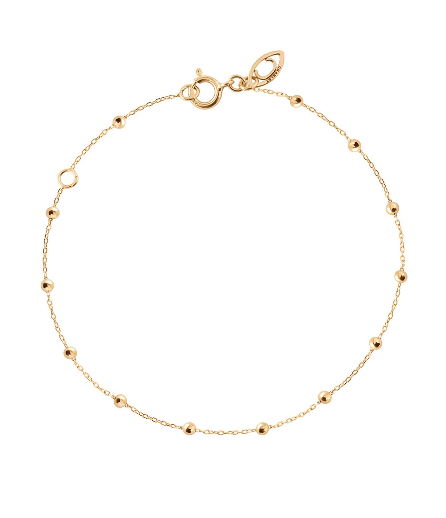 CHARLET - Bracelet 1 Chaîne Massilia