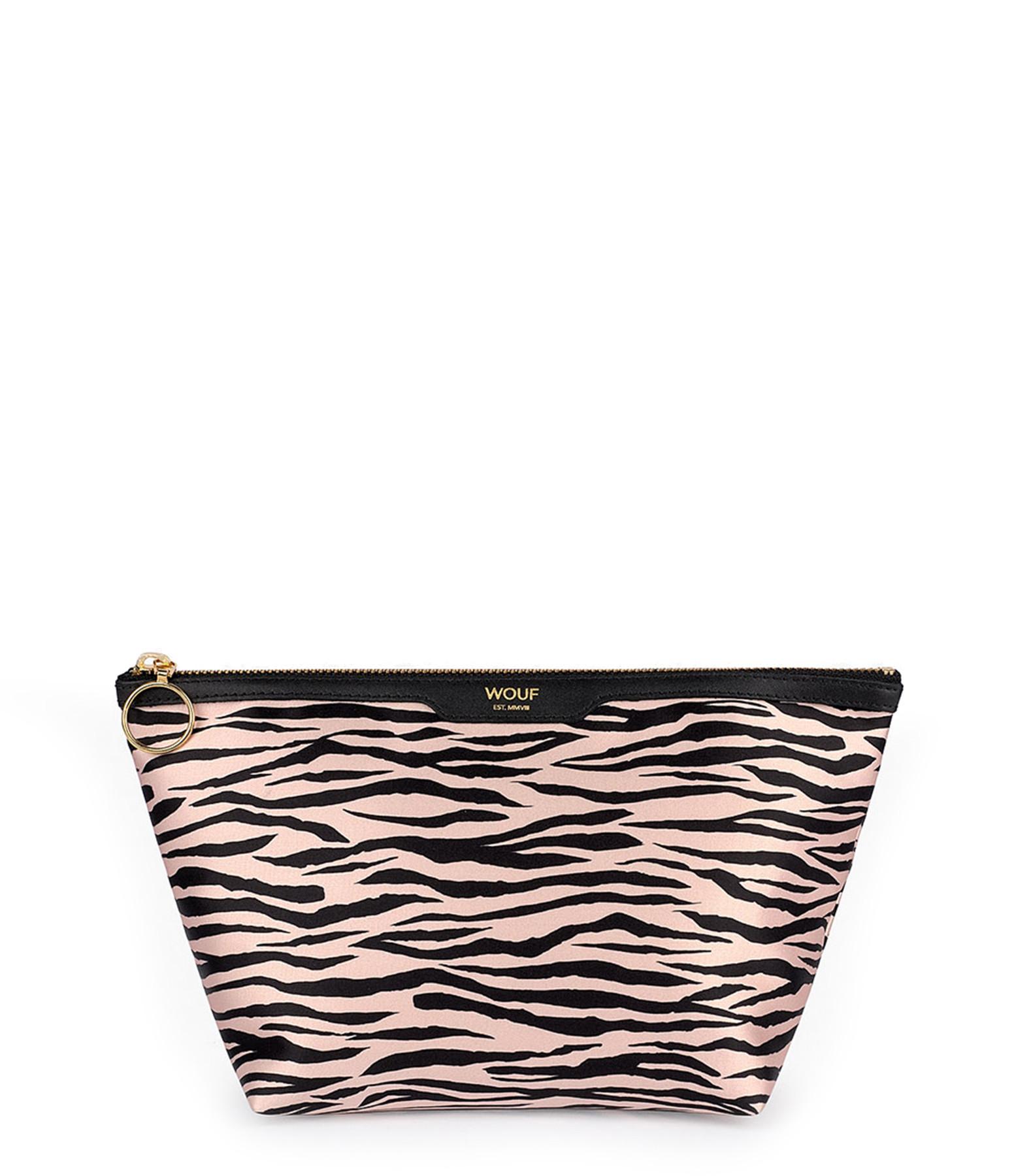 WOUF - Trousse Beauty Satin Soft Tiger