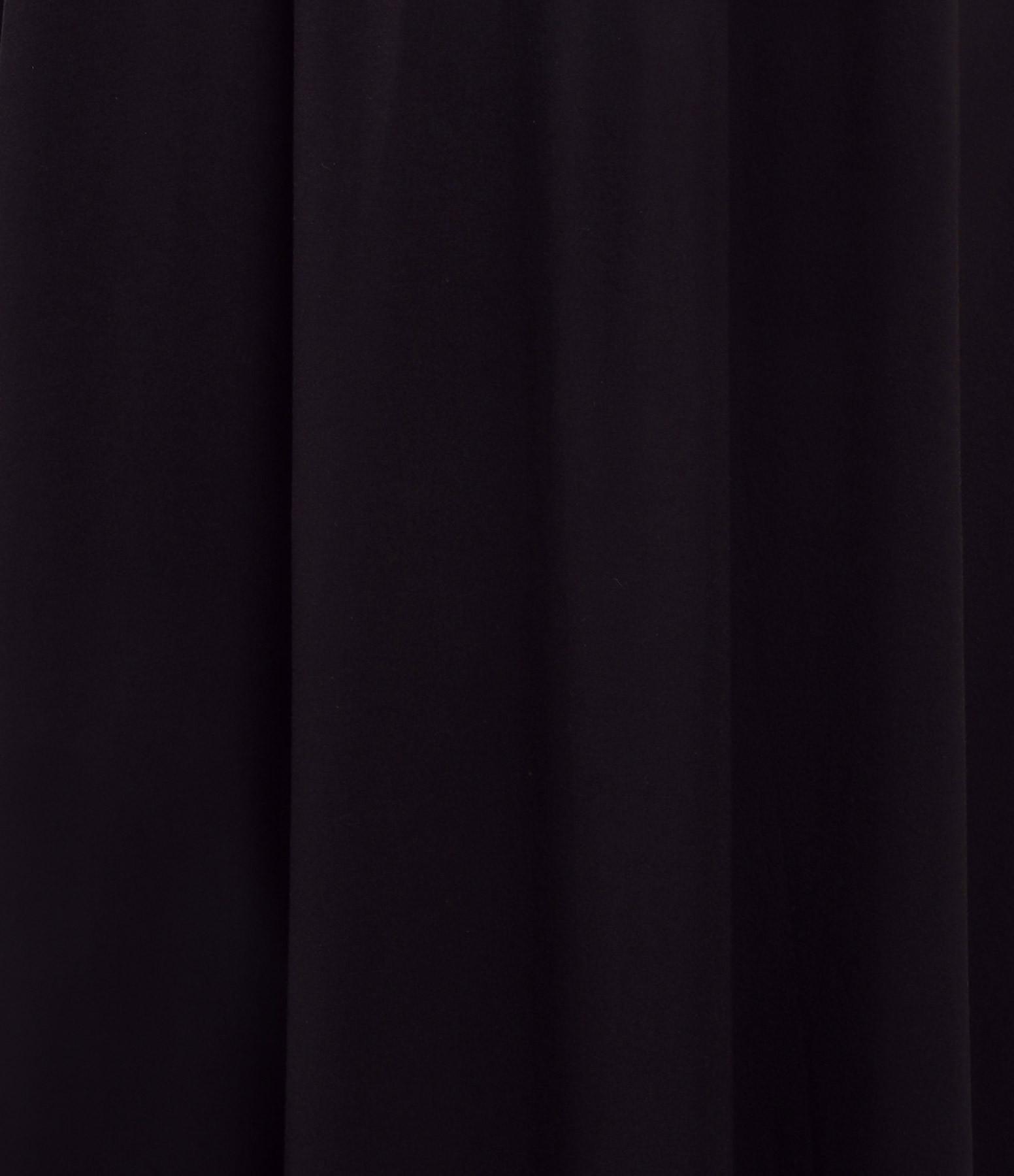 BELIZA - Jupe Gipsy Modal Noir
