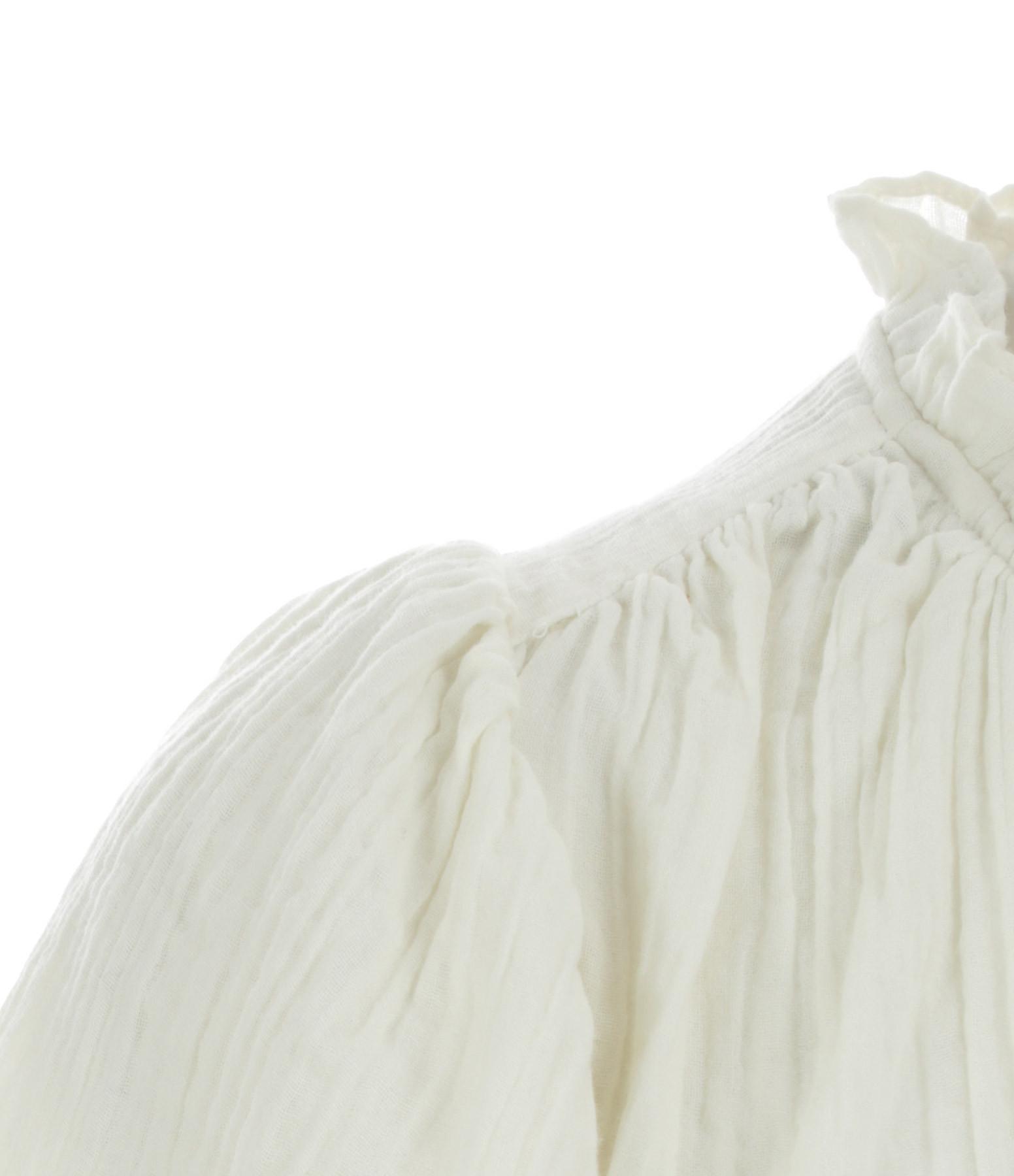 BELLE PIÈCE - Robe Alexandre Coton Blanc