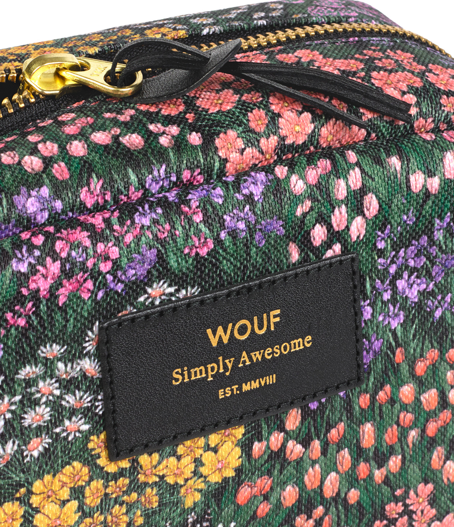 WOUF - Trousse Big Beauty Meadow