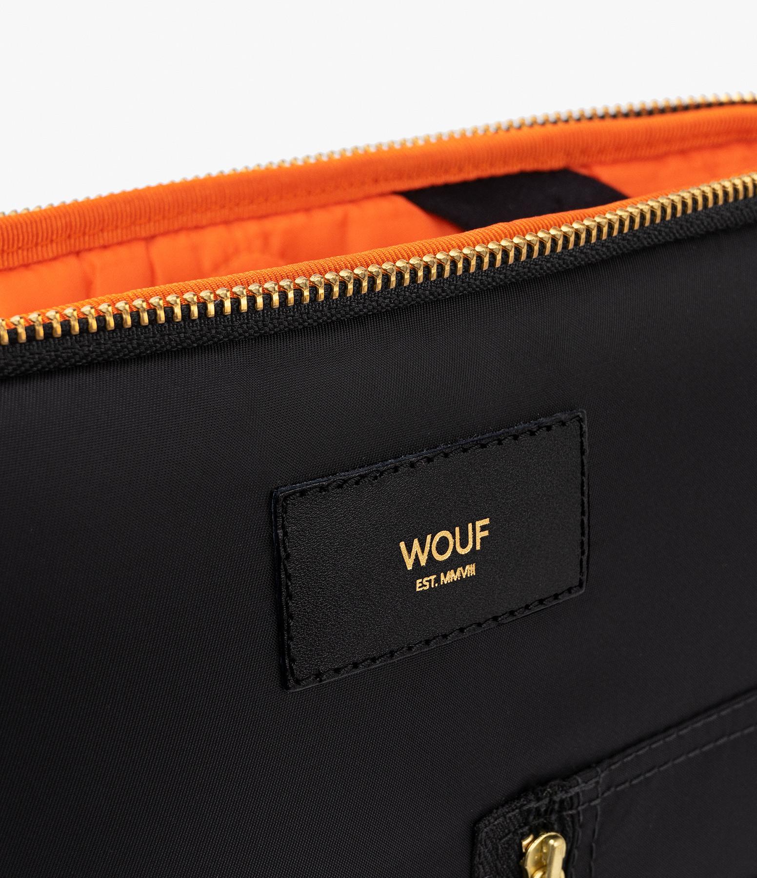 WOUF - Housse 13' Black Bomber