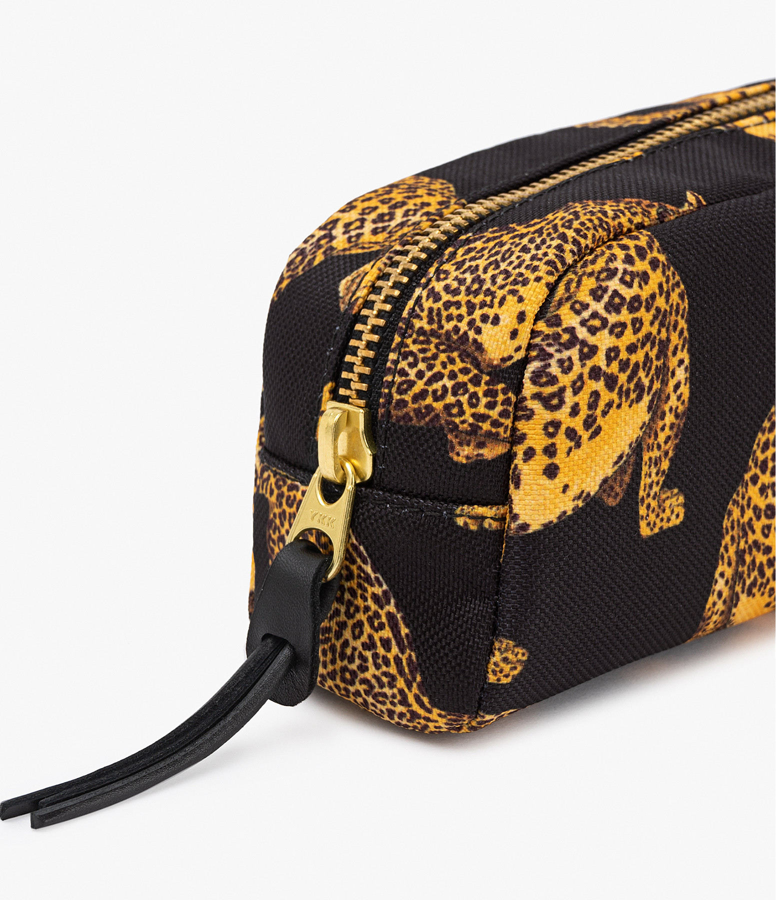 WOUF - Trousse Small Beauty Black Leopard