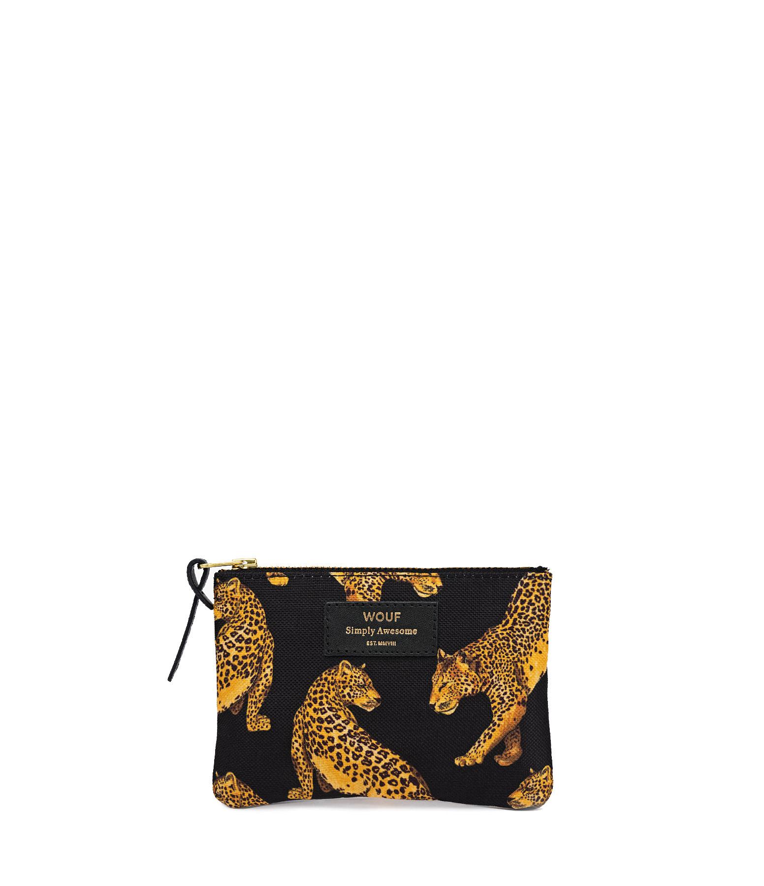 WOUF - Trousse S Black Leopard