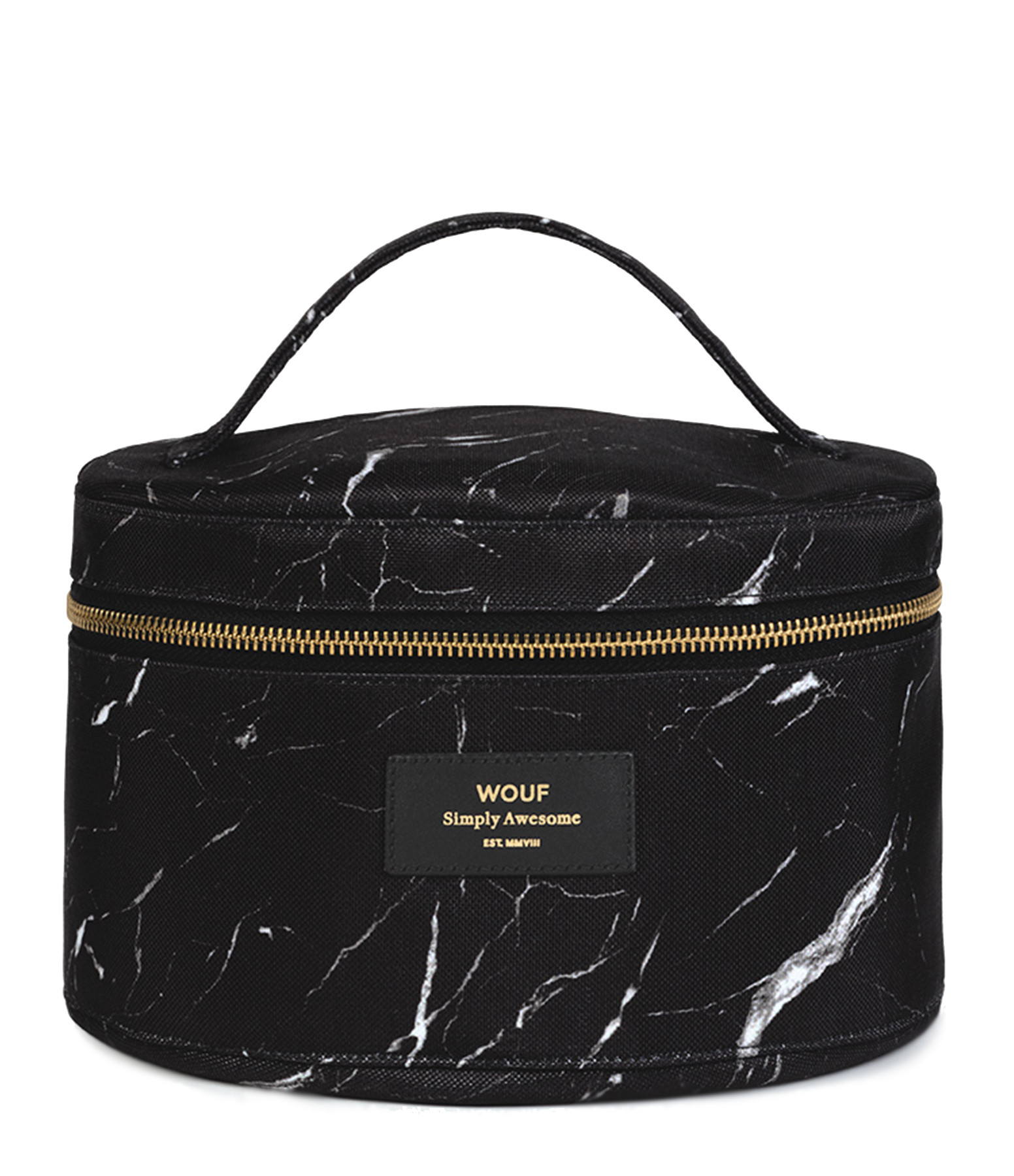 WOUF - Trousse XL Beauty Black Marble