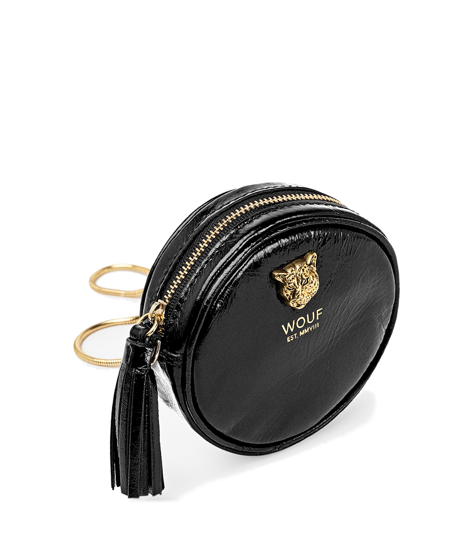 WOUF - Sac Rond Black Tiger